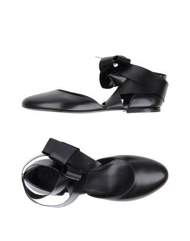Jil Sander Leather Flats WCaXuG