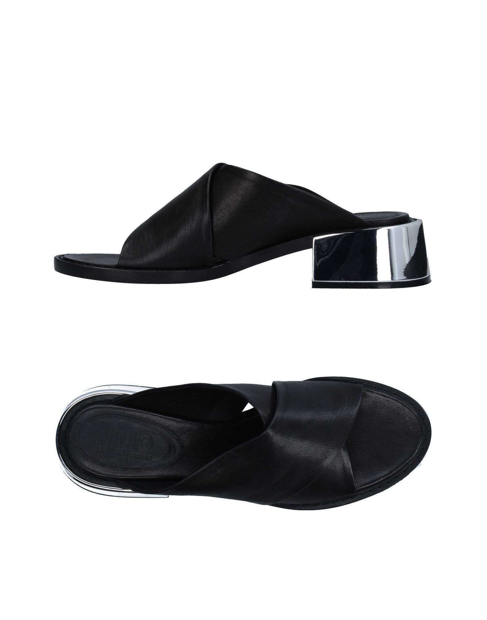 Mm6 Maison Mm6 Margiela Sandals - Women Mm6 Maison Maison Margiela Sandals online on  Australia - 11330125AV 92b1a9