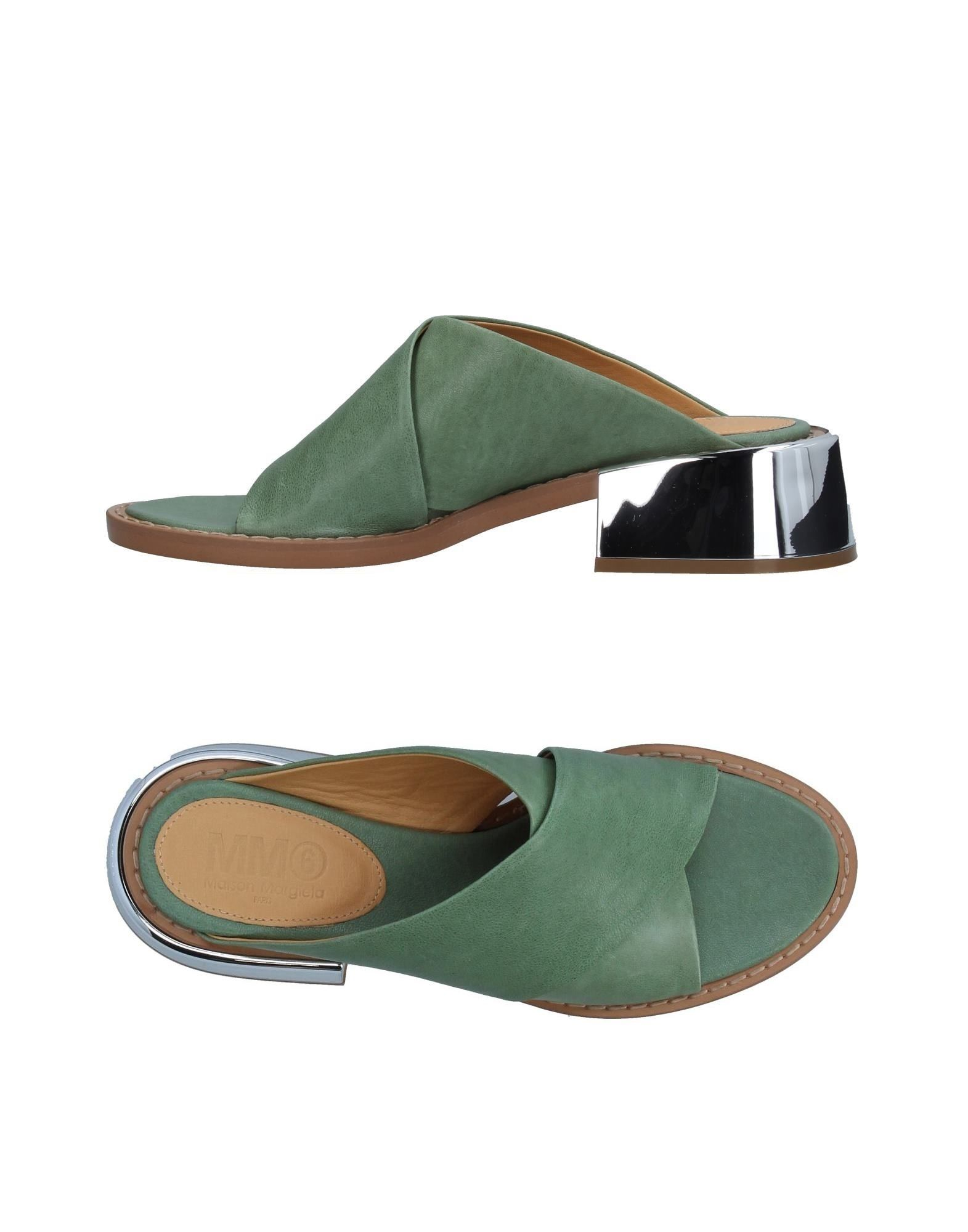 Mm6 Maison Margiela Sandalen Damen  11330125NJGut aussehende strapazierfähige Schuhe