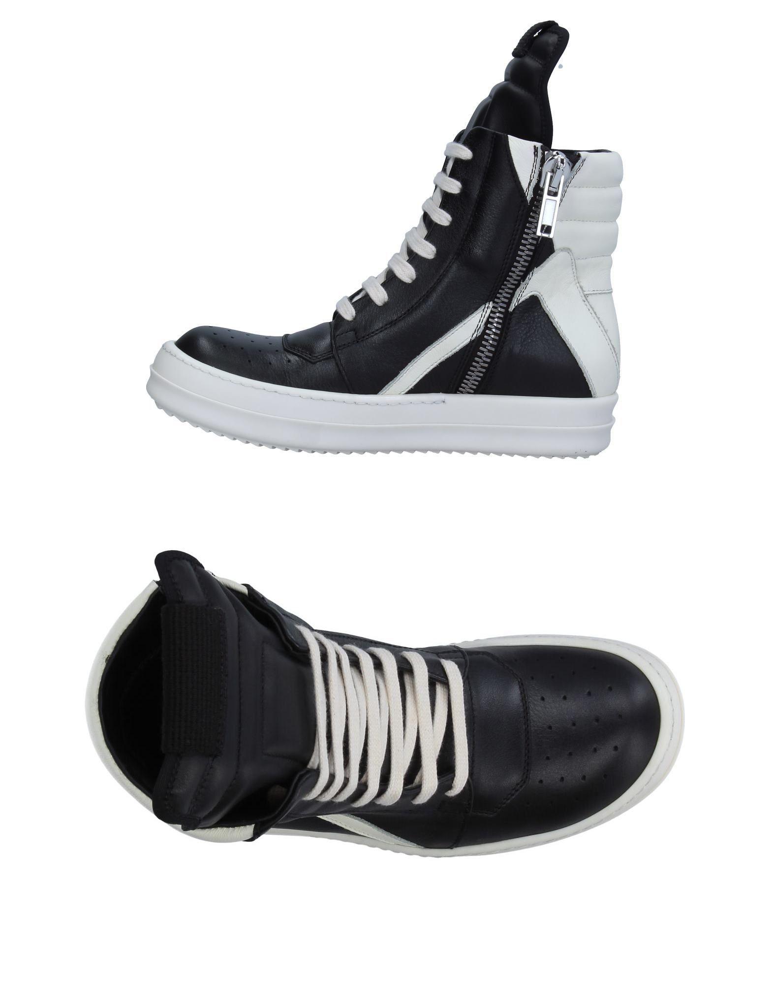 Rick Owens Sneakers aussehende Damen  11330177MCGünstige gut aussehende Sneakers Schuhe 5d5995