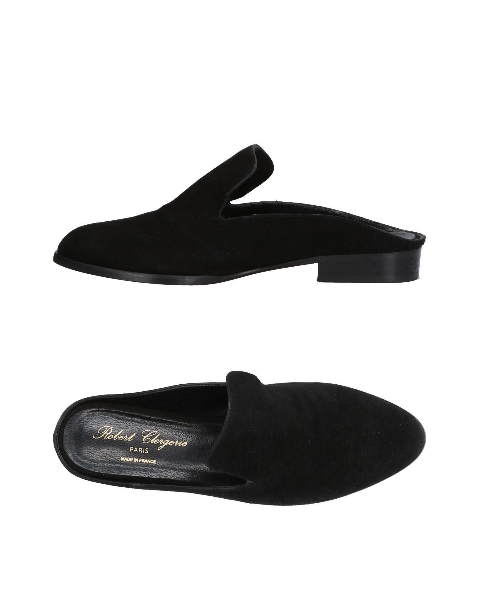 Stilvolle billige Schuhe Robert Clergerie Pantoletten Damen  11330182WM 11330182WM 11330182WM f2ff2c