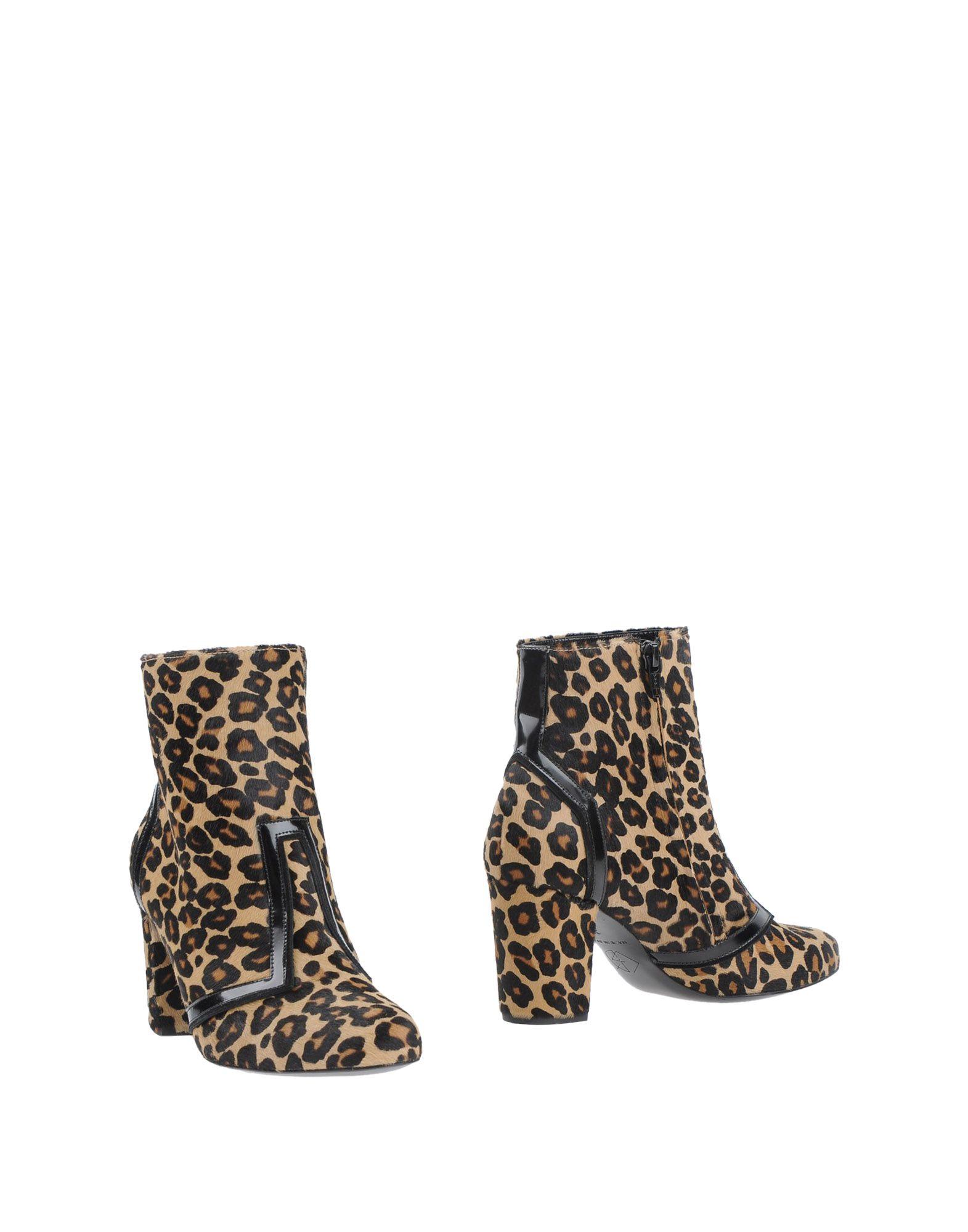 Stilvolle billige Schuhe Gordana Dimitrijević Stiefelette Damen  11330203RG