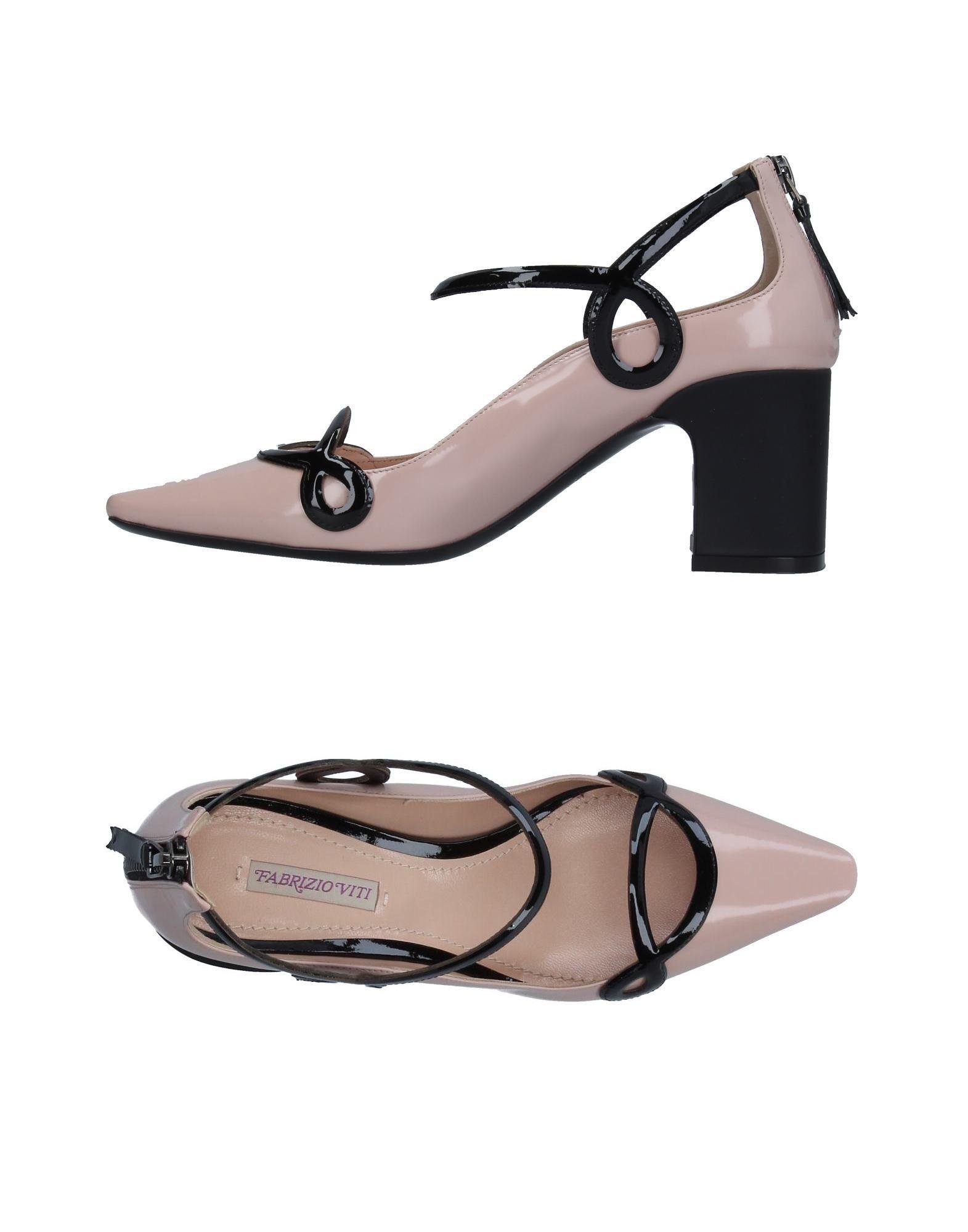 Fabrizio Viti Pumps Damen  11330215RRGut aussehende aussehende aussehende strapazierfähige Schuhe 706422