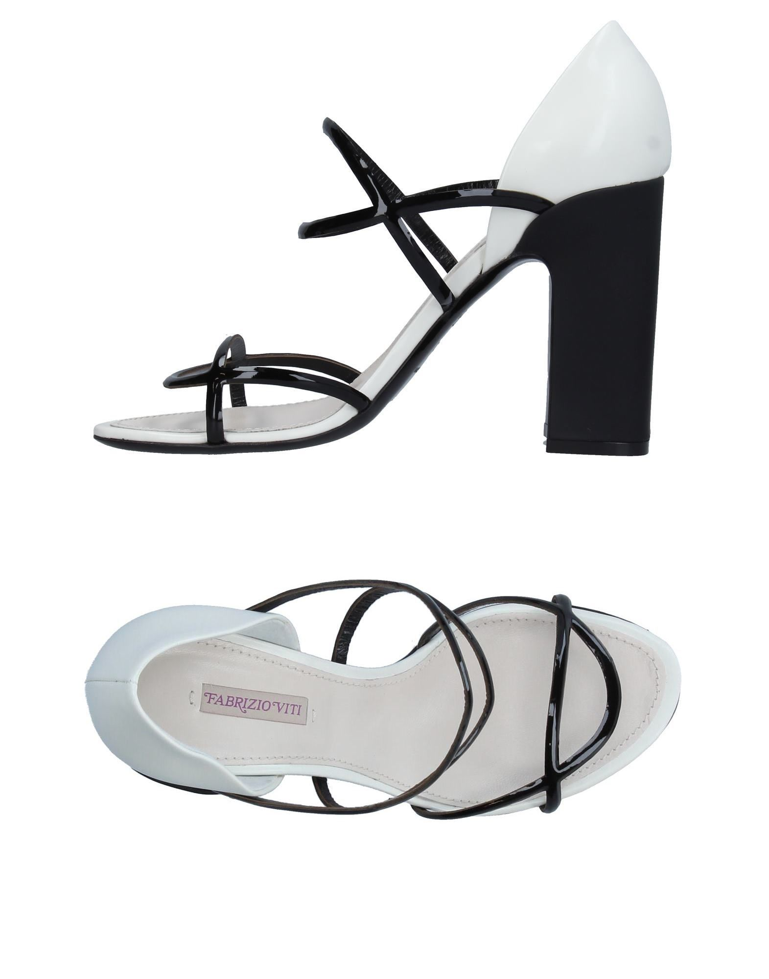 Fabrizio  Viti Sandalen Damen  Fabrizio 11330218IPGut aussehende strapazierfähige Schuhe f283a5