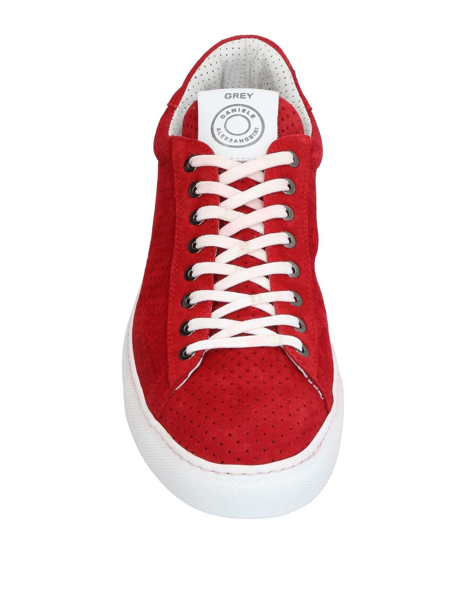 Sneakers Grey Daniele Alessandrini Homme - Sneakers Grey Daniele Alessandrini sur