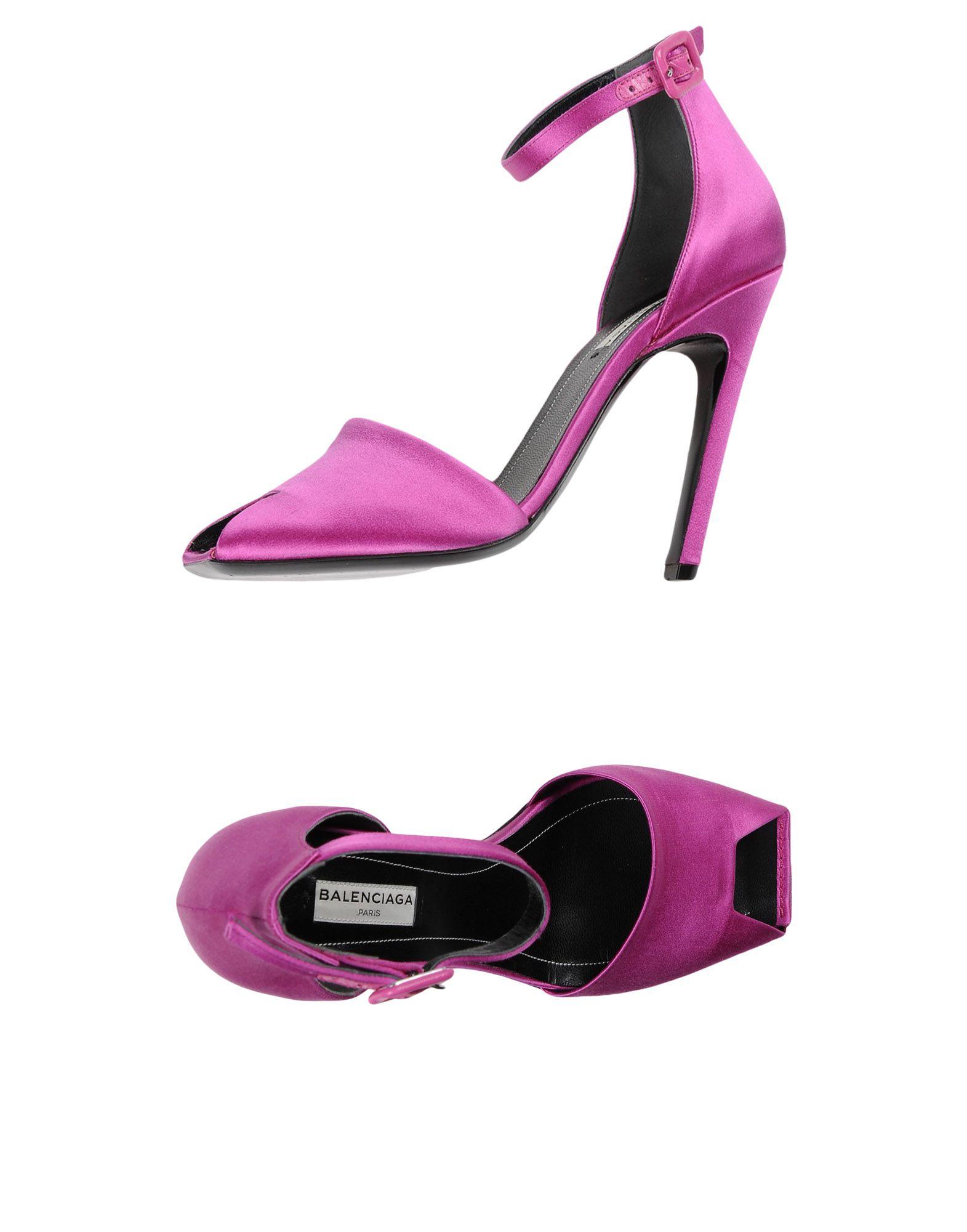 Balenciaga Sandalen Damen  11330328PEGut aussehende strapazierfähige Schuhe