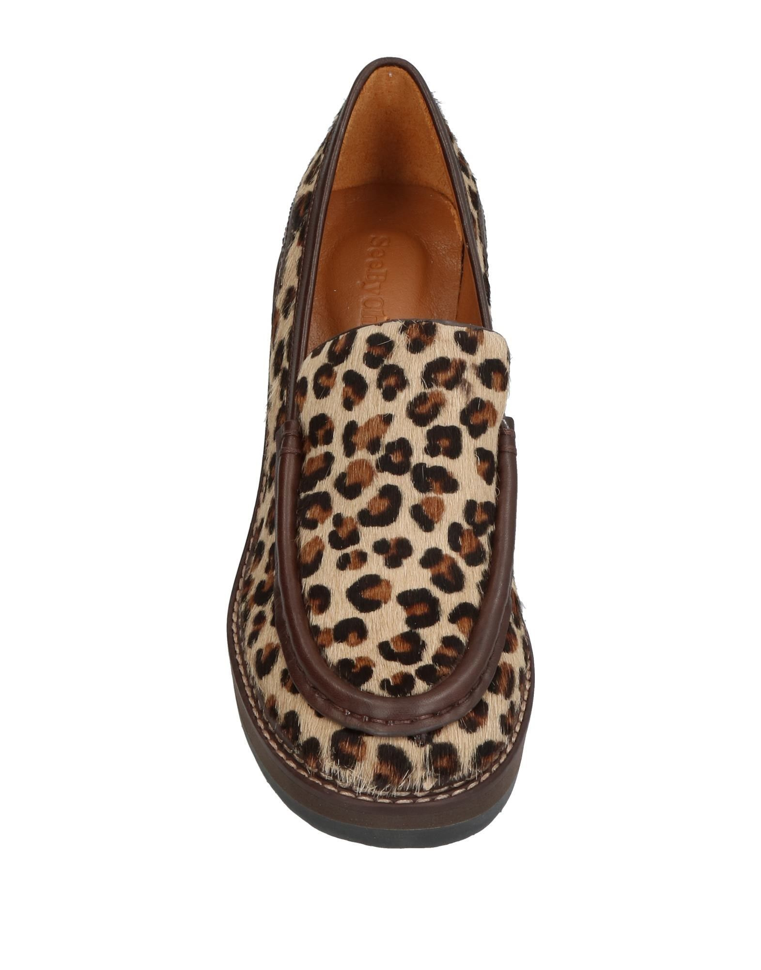 Stilvolle billige Schuhe See By Chloé Mokassins Damen  11330372RU