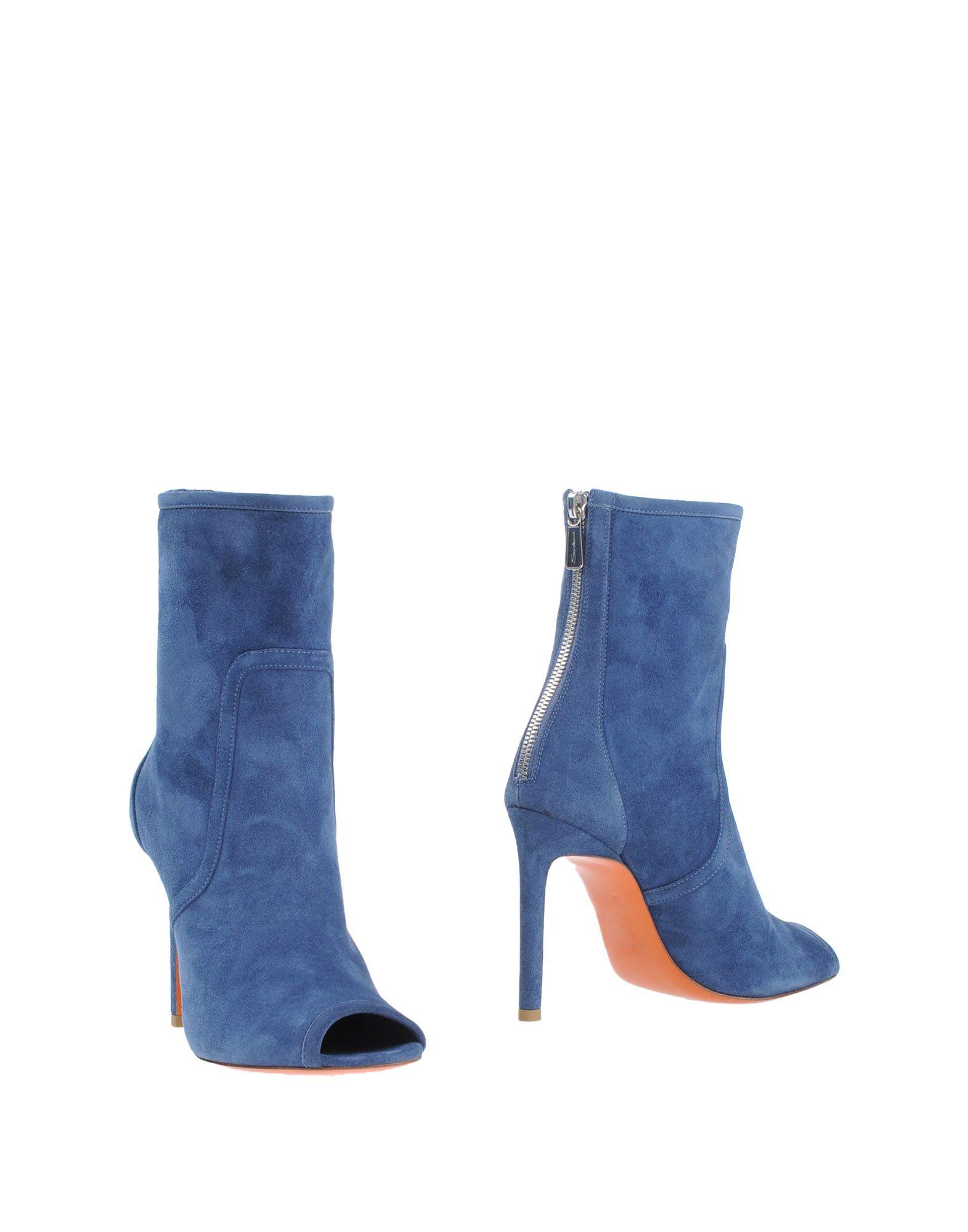 Stilvolle billige Schuhe Santoni Stiefelette Damen  11330407DA