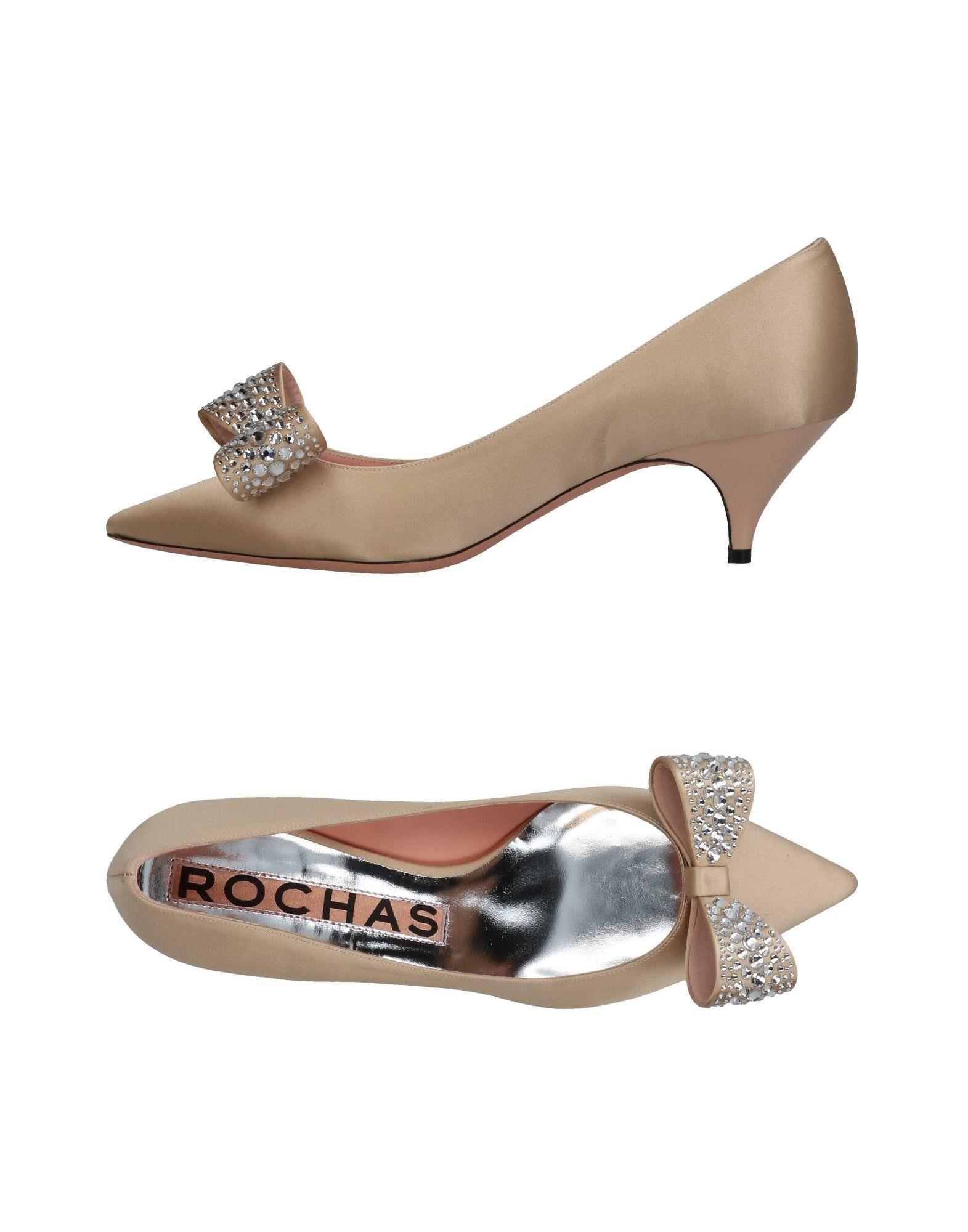 Rochas Pumps Damen  11330414USGünstige gut aussehende Schuhe