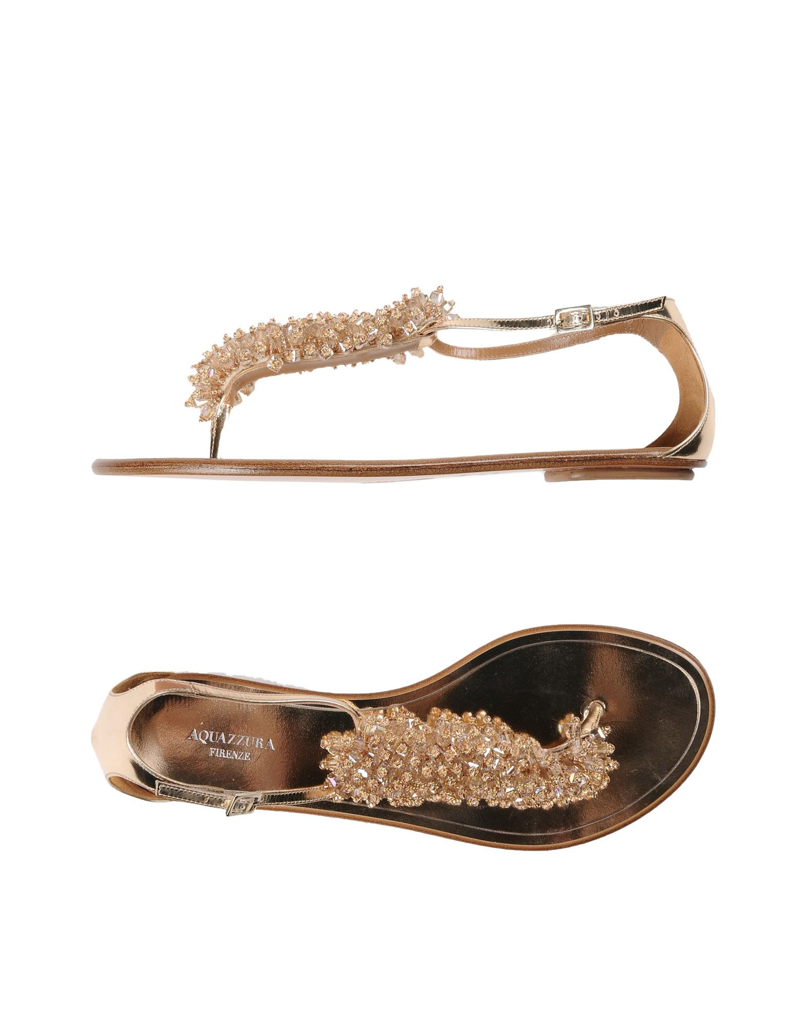 Tongs Aquazzura Femme - Tongs Aquazzura sur