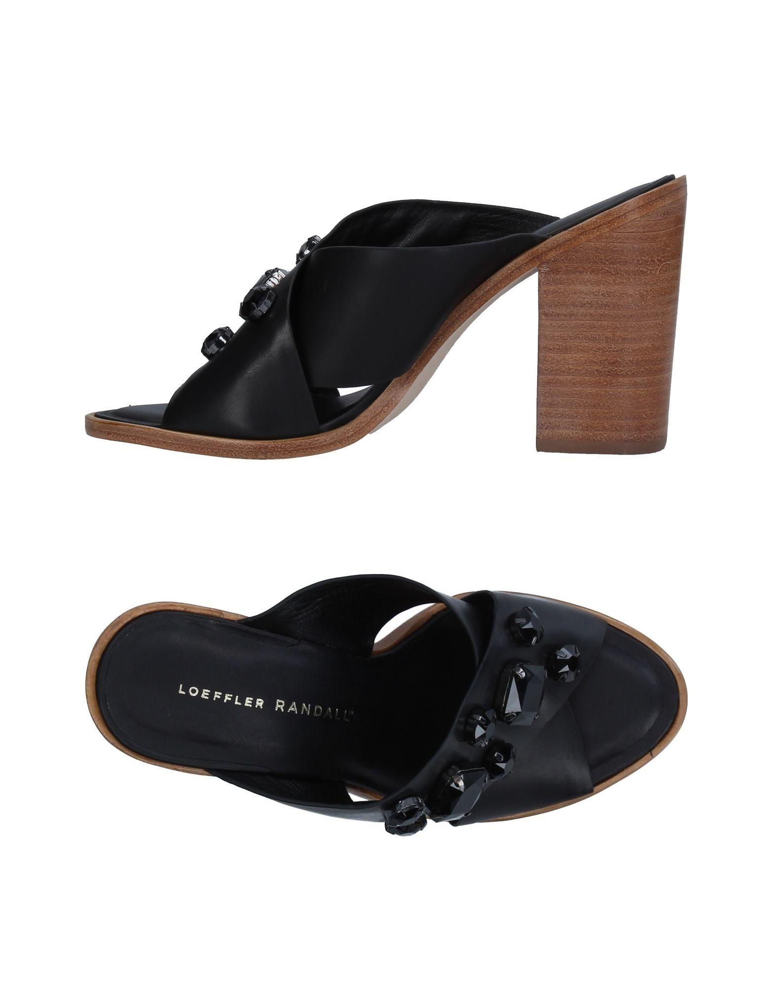 Loeffler Randall Pantoletten Damen  11330494FH Qualität Gute Qualität 11330494FH beliebte Schuhe 6631f6