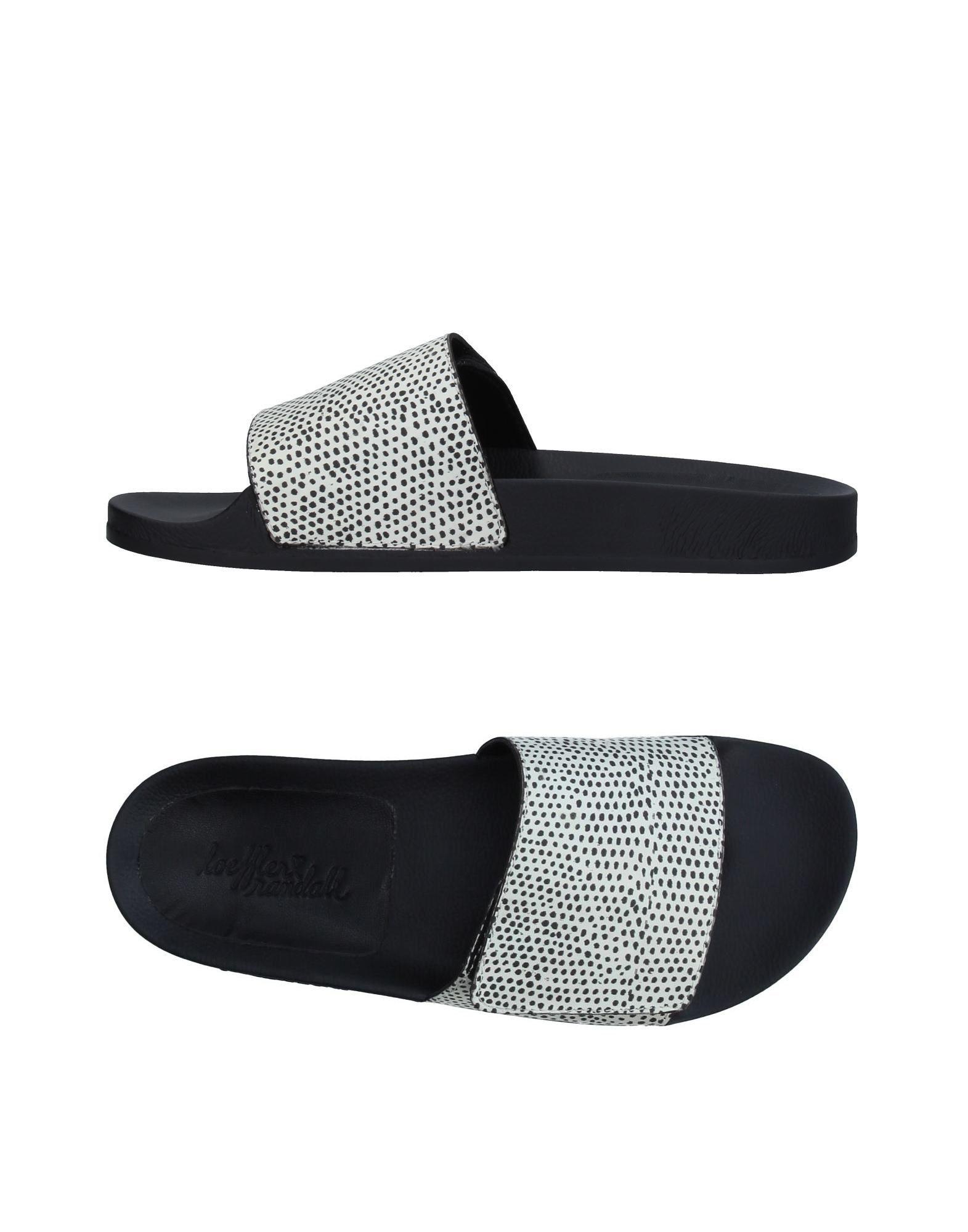 Loeffler Randall Sandalen Damen  11330500KM Neue Schuhe