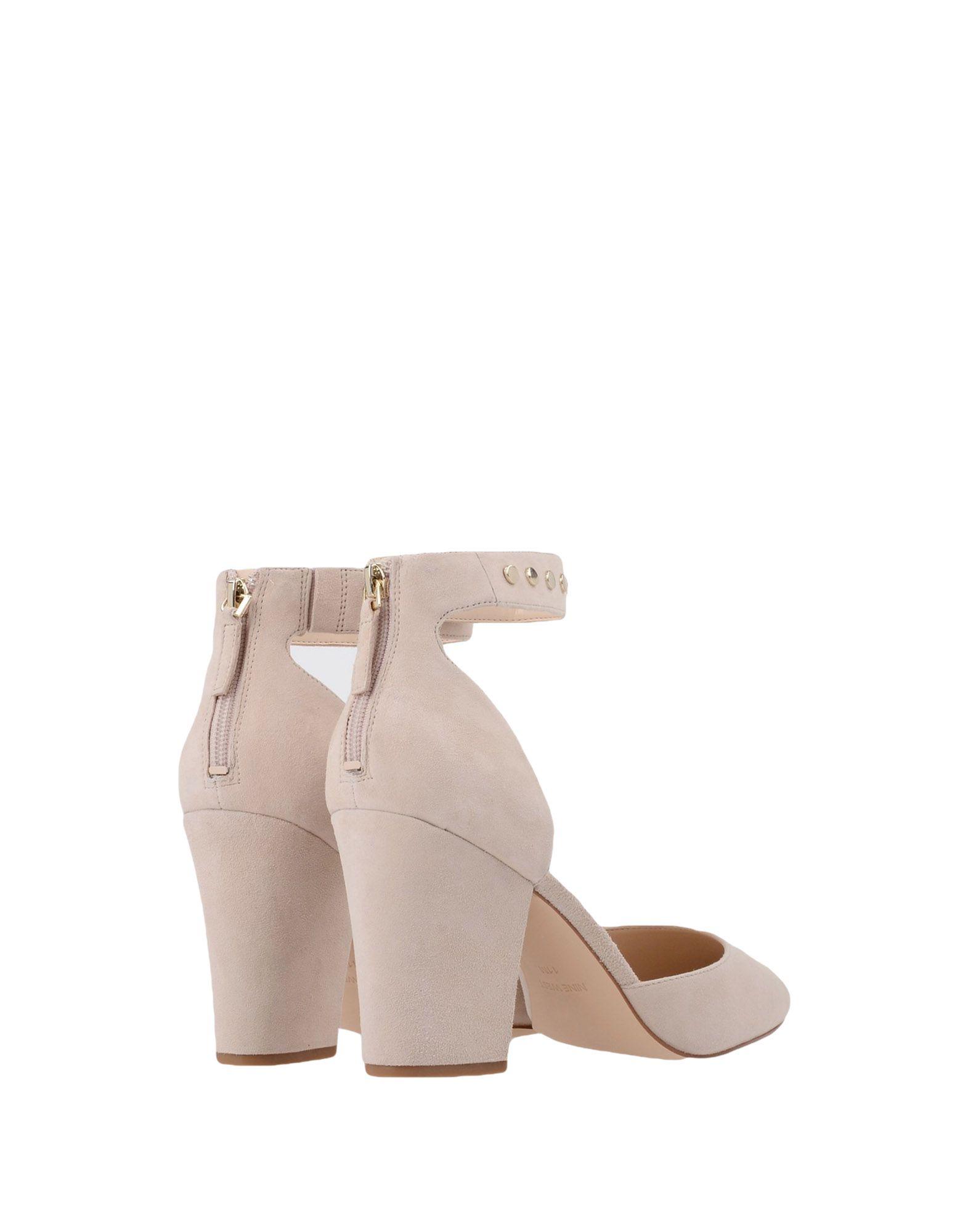 Nine West Pumps Damen  11330748RE 11330748RE  Gute Qualität beliebte Schuhe bd2212