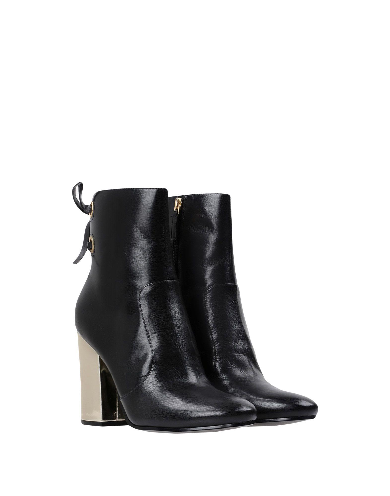 Stilvolle billige Schuhe Nine West Stiefelette Damen  11330782NI