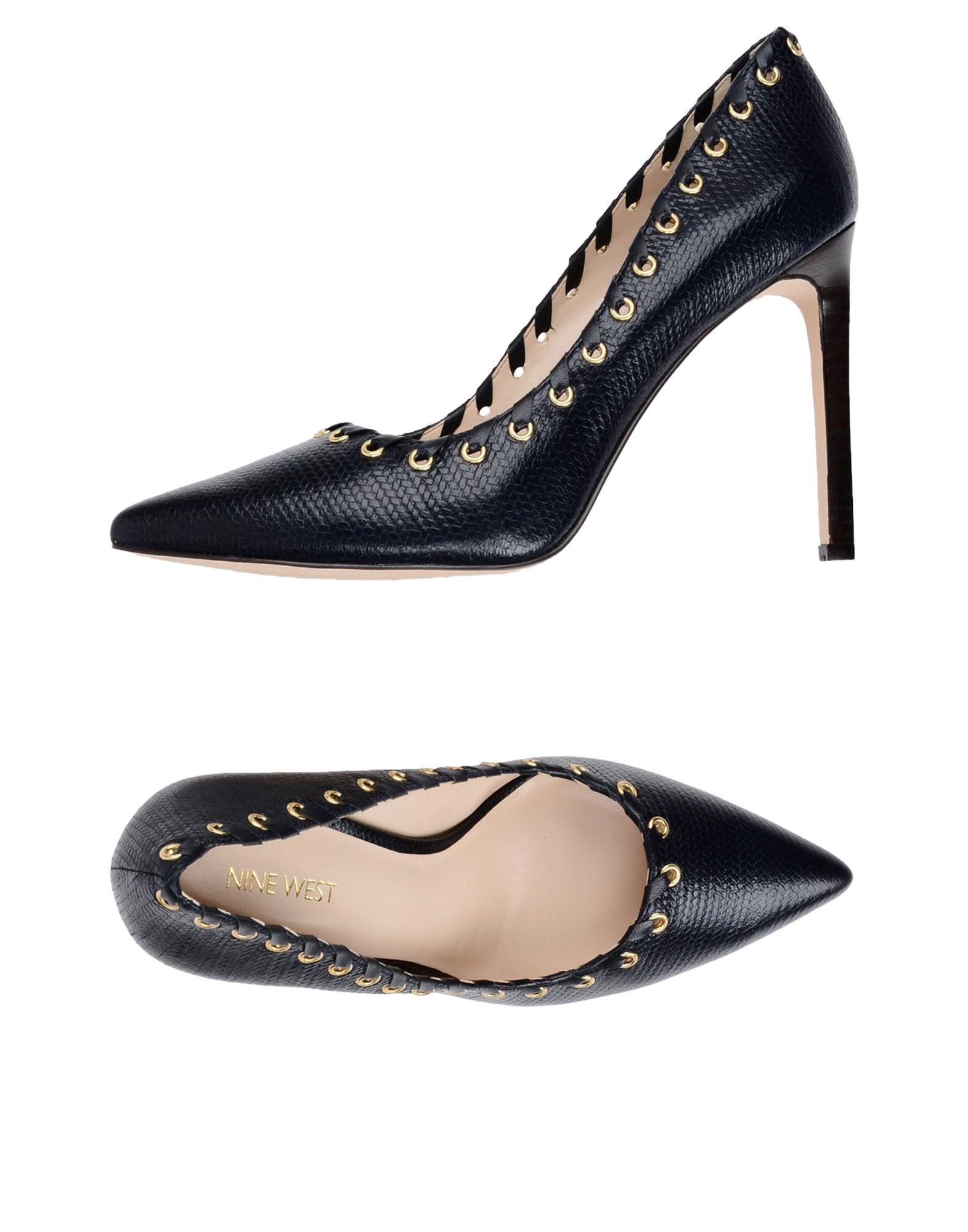 Nine West Pumps Damen  11330810CF Gute Qualität beliebte Schuhe
