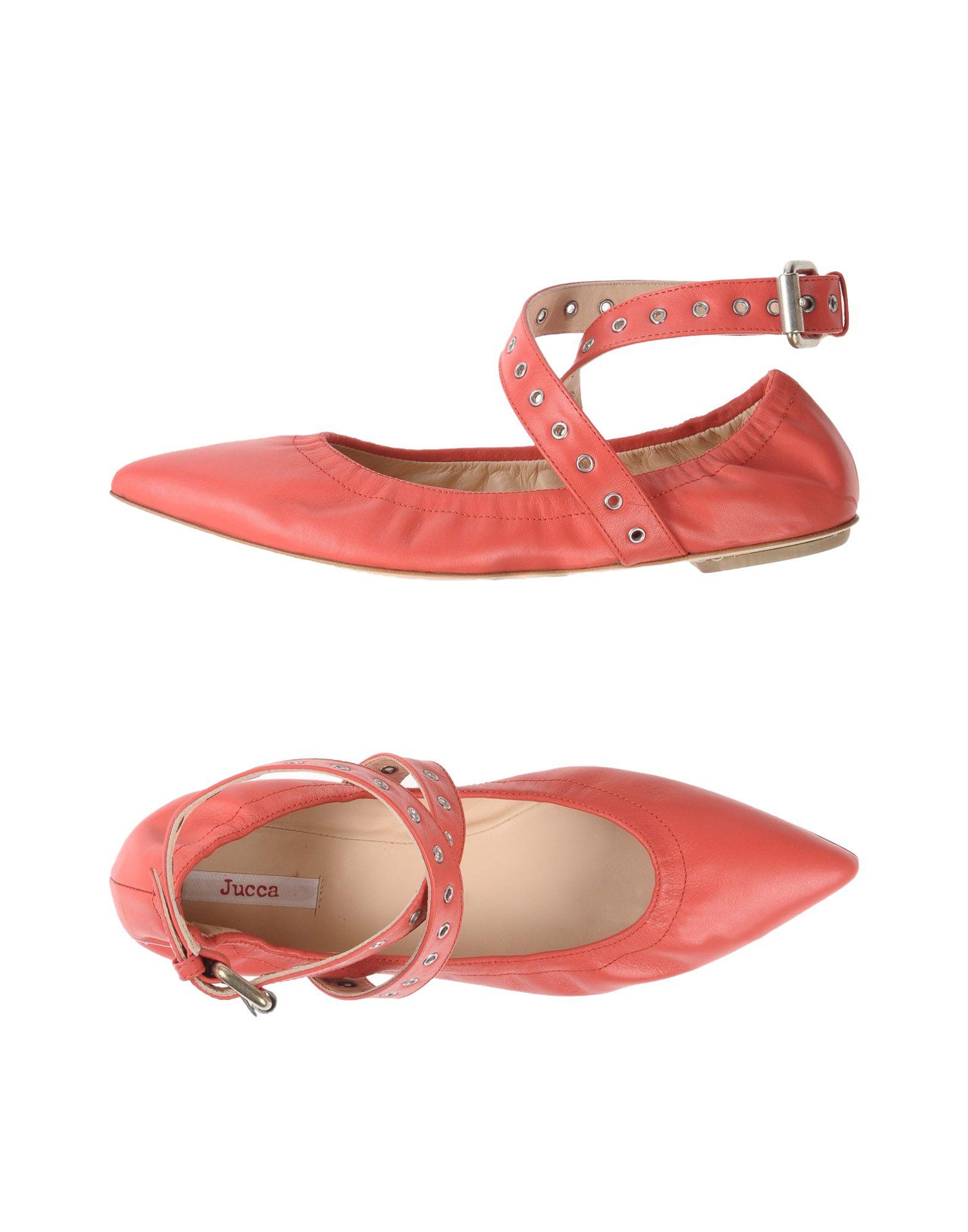 Jucca Ballerinas Damen  11330886TC Gute Qualität beliebte Schuhe