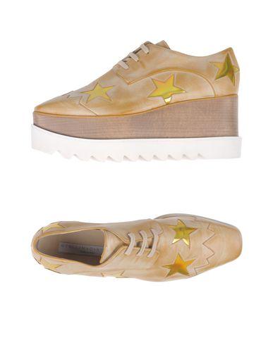 Zapato De Cordones Stella Mccartney Mujer - Zapatos - De Cordones Stella Mccartney - Zapatos 11330915JE Beige accd38