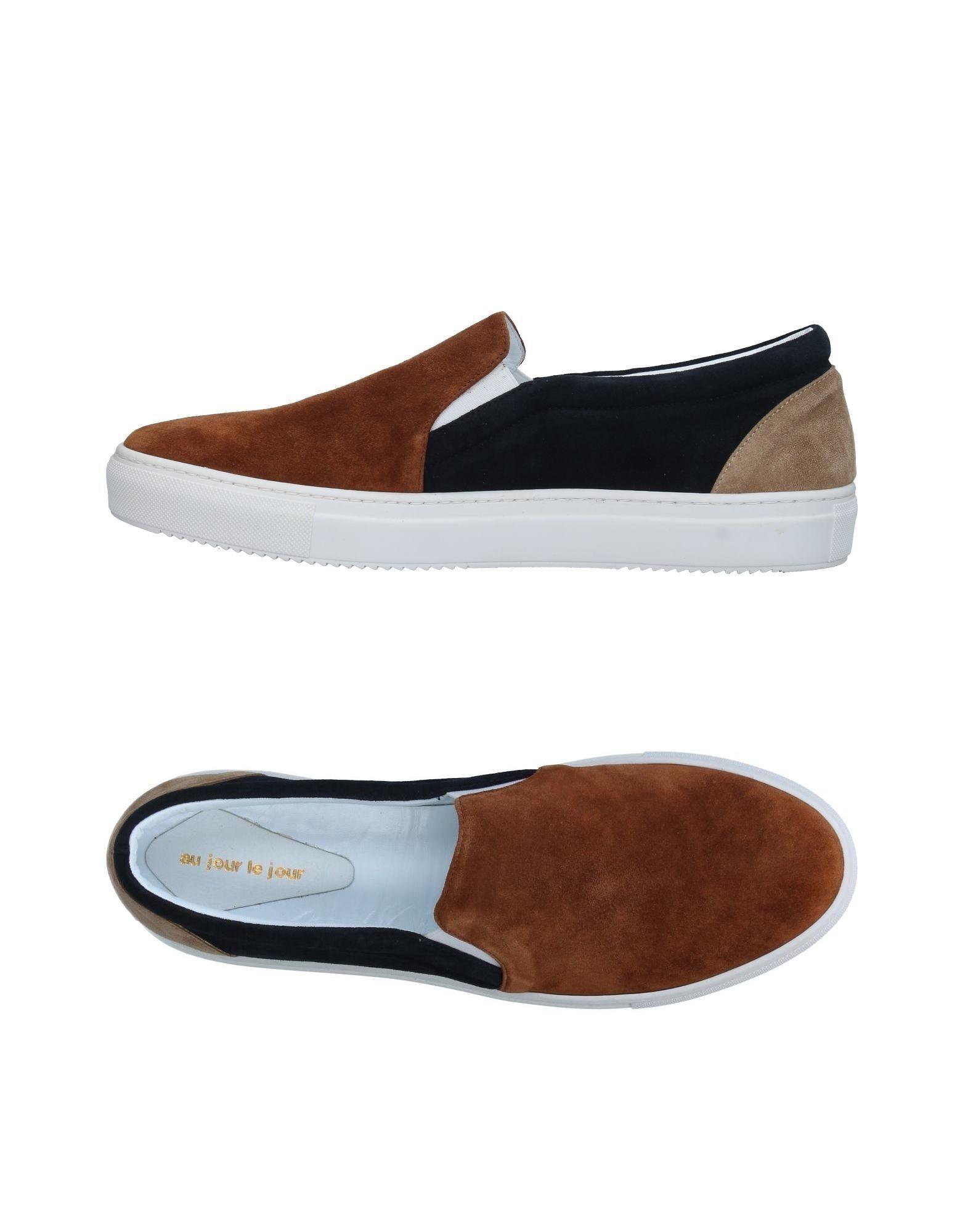 Rabatt echte Schuhe Au Jour Le Jour Sneakers Herren  11331054RN