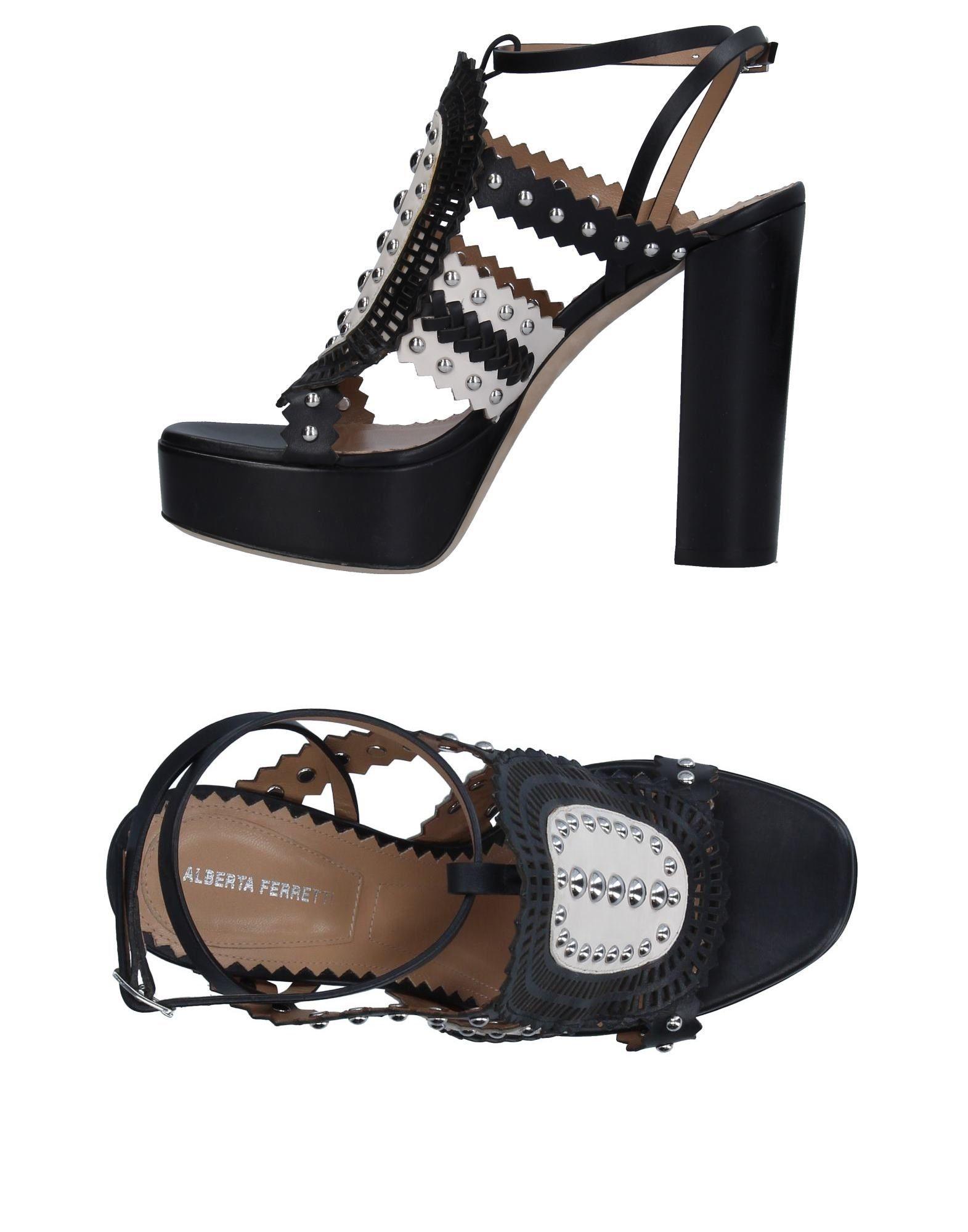 Alberta Ferretti Sandals - Women Alberta  Ferretti Sandals online on  Alberta United Kingdom - 11331162QB d70d29