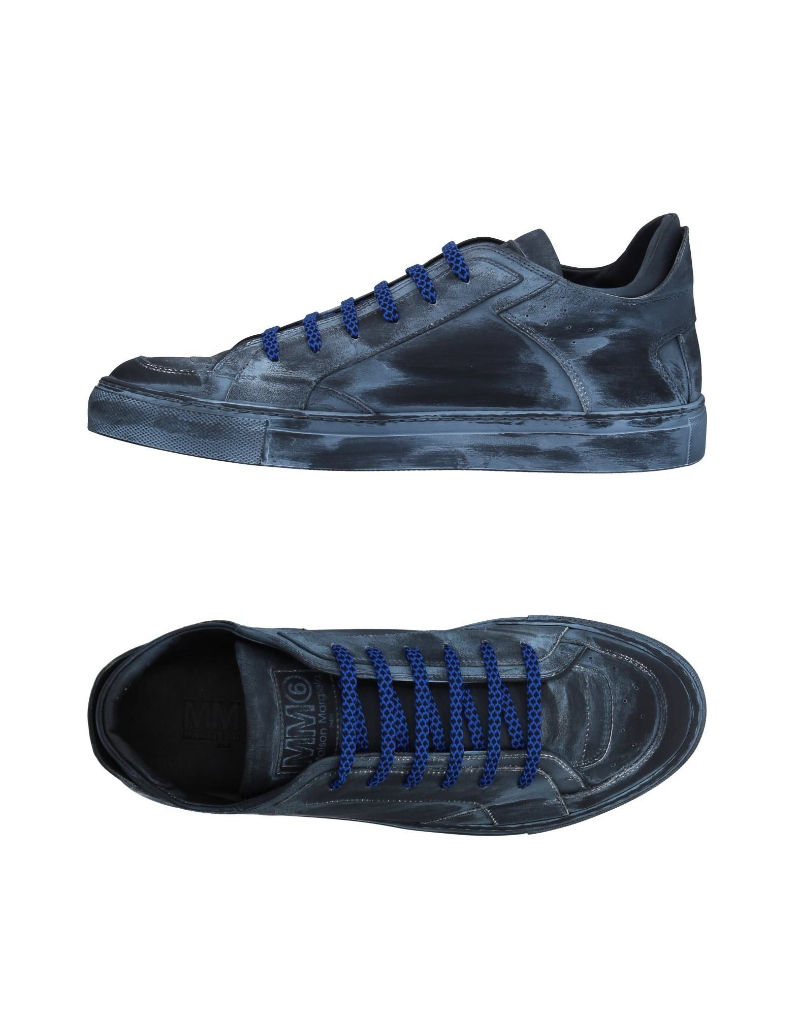 Sneakers Mm6 Maison Margiela Uomo - 11331177FN