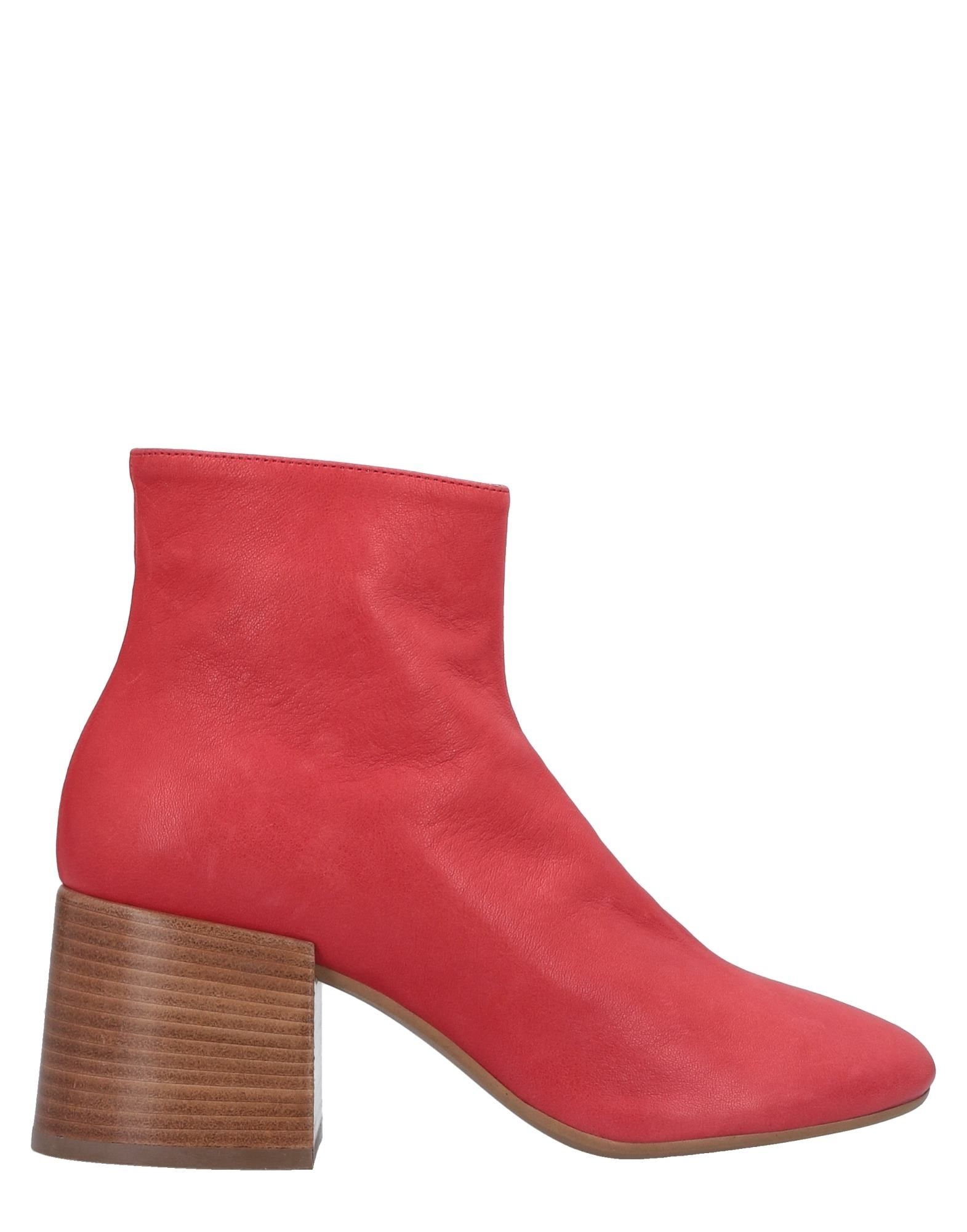 Coral Botín Mm6 Maison Margiela Mujer - - - Botines Mm6 Maison Margiela Zapatos de mujer baratos zapatos de mujer 278922