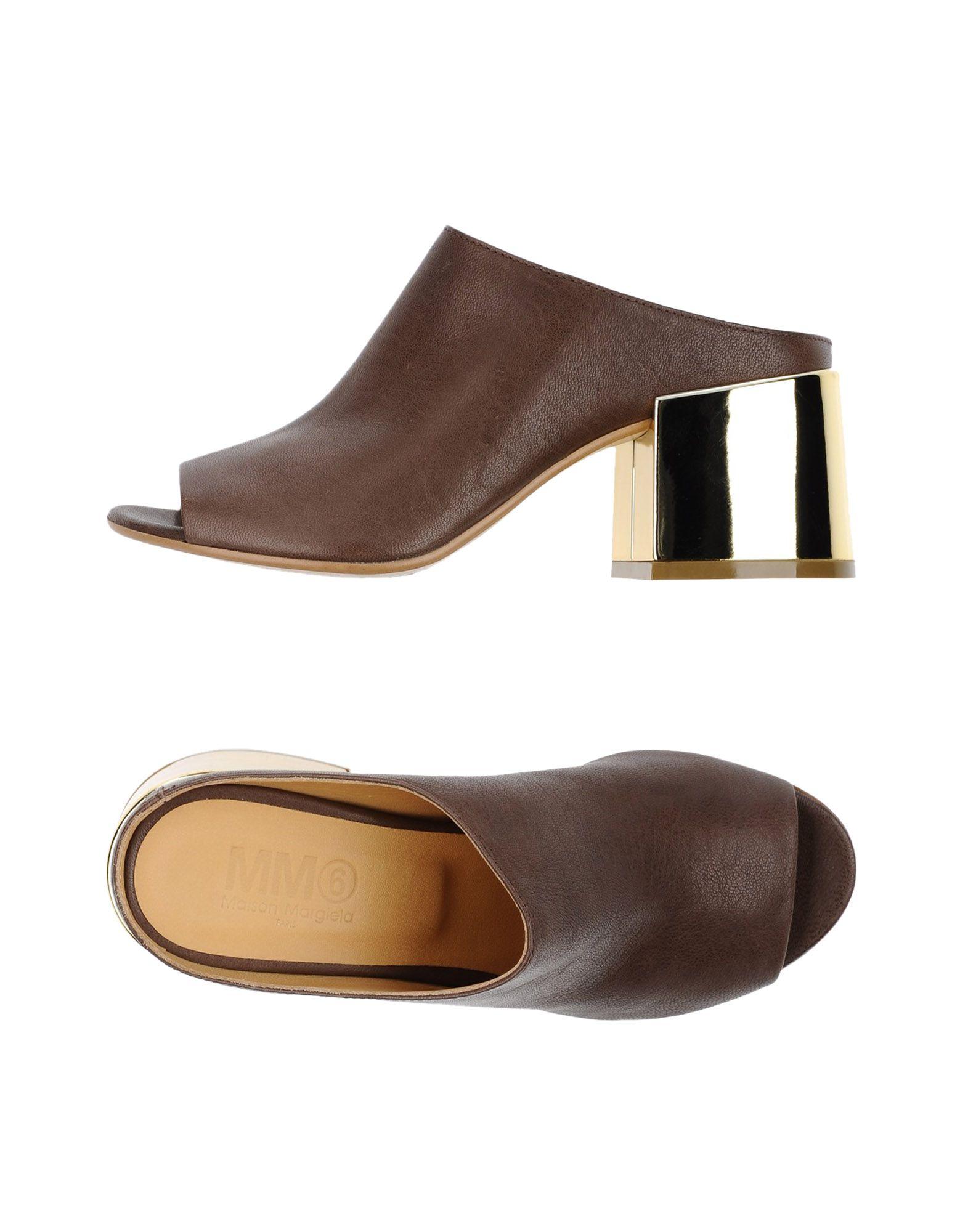 Stilvolle billige Sandalen Schuhe Mm6 Maison Margiela Sandalen billige Damen  11331184II 98718c
