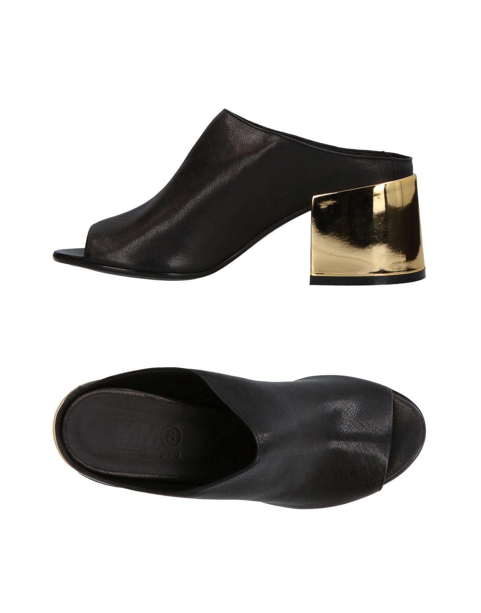 Stilvolle billige Schuhe Mm6 Maison Margiela Sandalen Damen  11331184OB