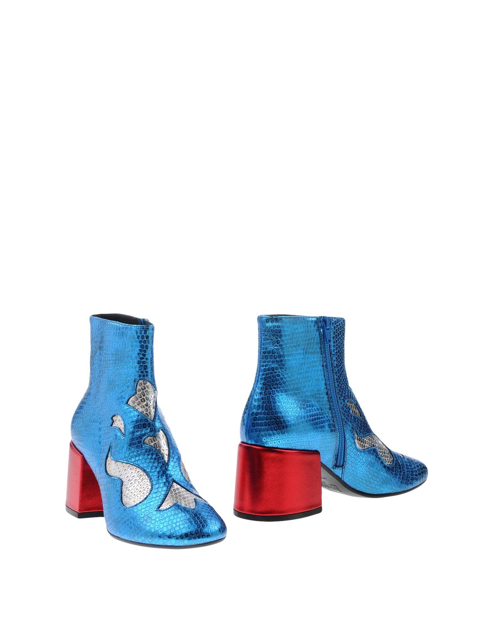 Mm6 Maison Margiela Stiefelette Damen Damen Stiefelette  11331192JP Neue Schuhe 968455