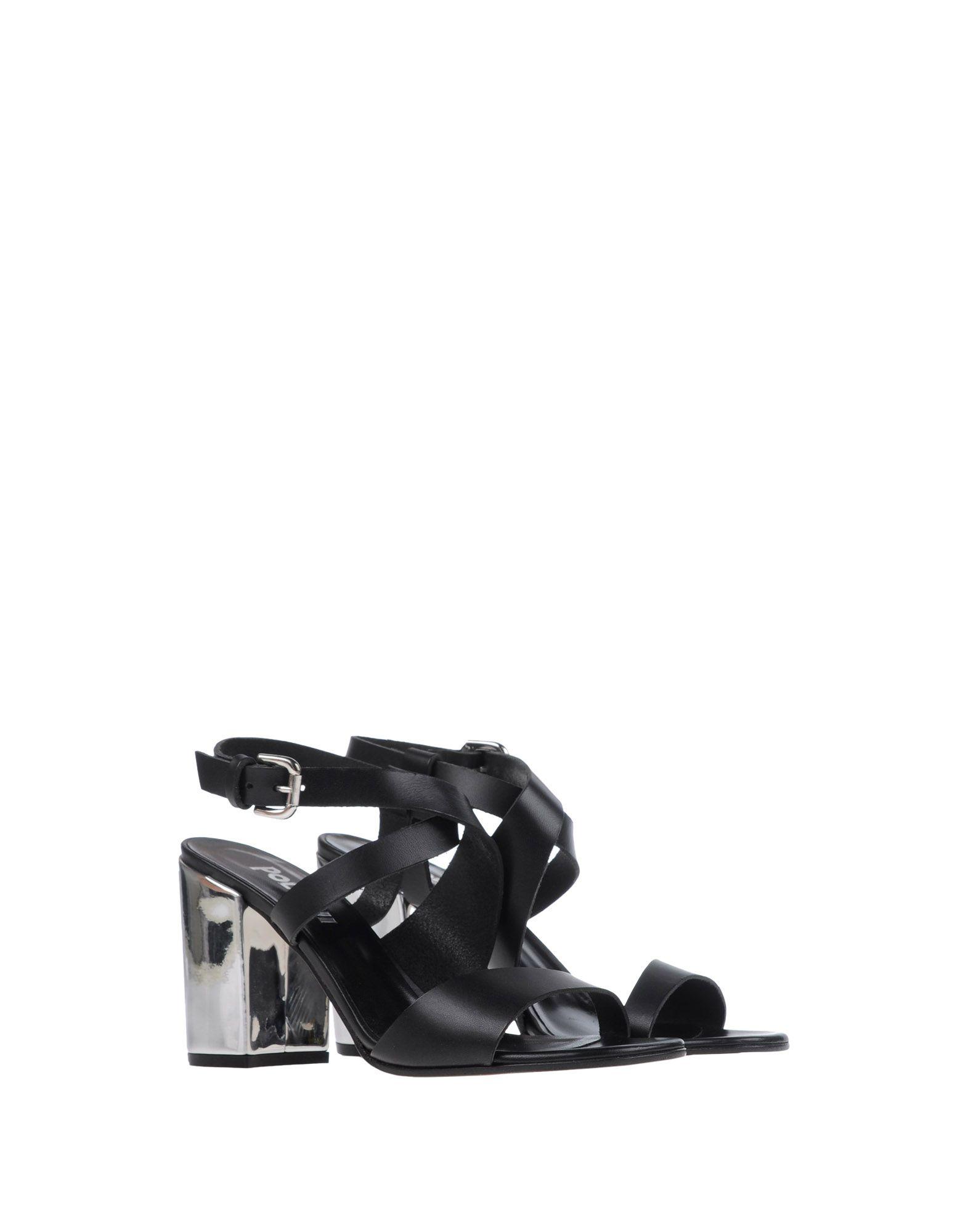 Gut um billige Schuhe zu 11331201SV tragenPollini Sandalen Damen  11331201SV zu 93641c