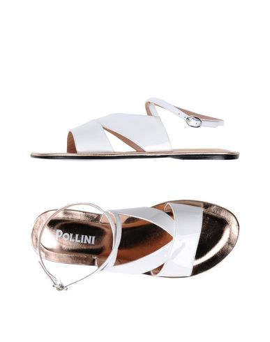 Los últimos zapatos de descuento para hombres Mujer y mujeres Sandalia Pollini Mujer hombres - Sandalias Pollini - 11331208VU Blanco 007c5d