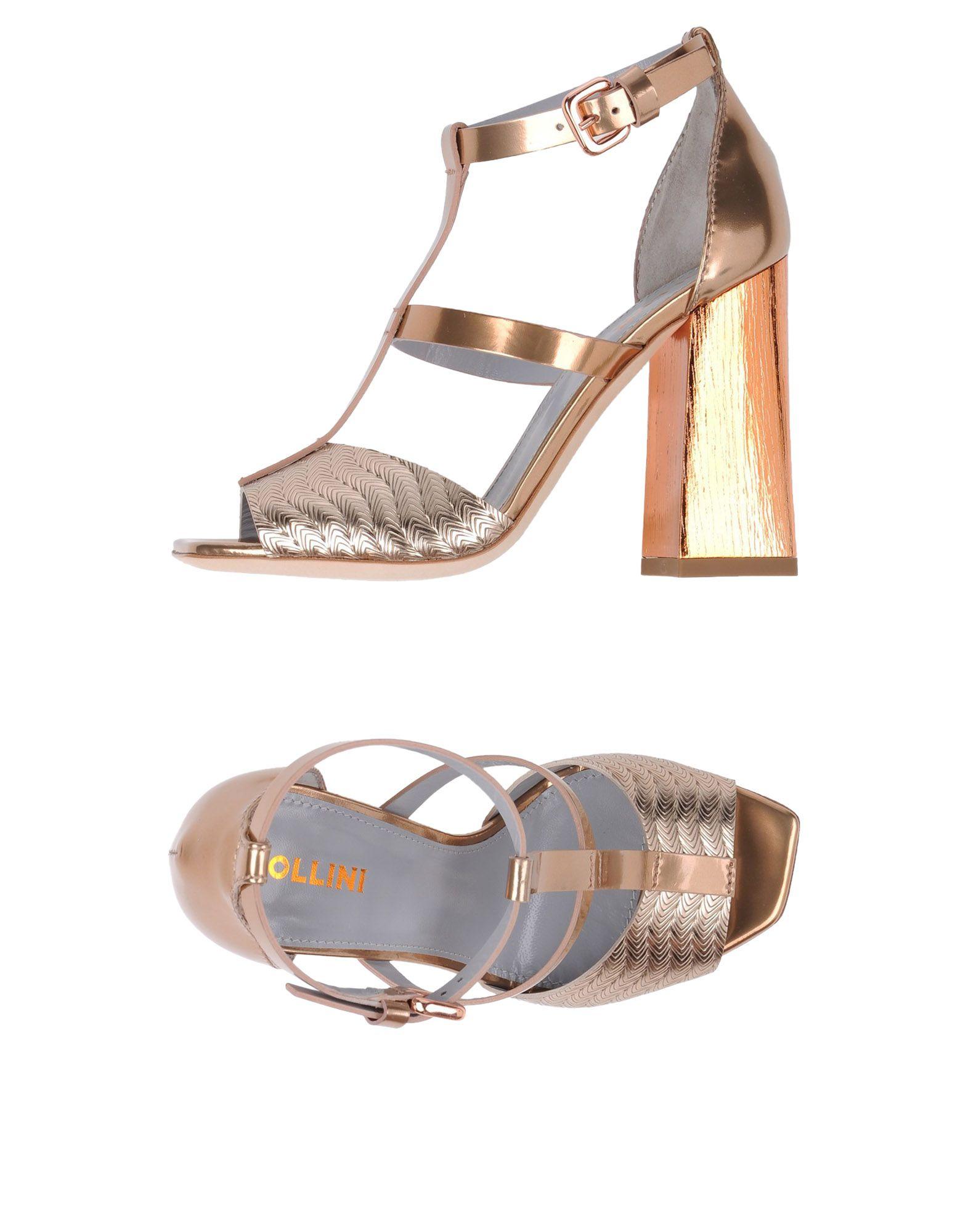 Pollini Sandalen Damen  11331219NIGut aussehende strapazierfähige Schuhe