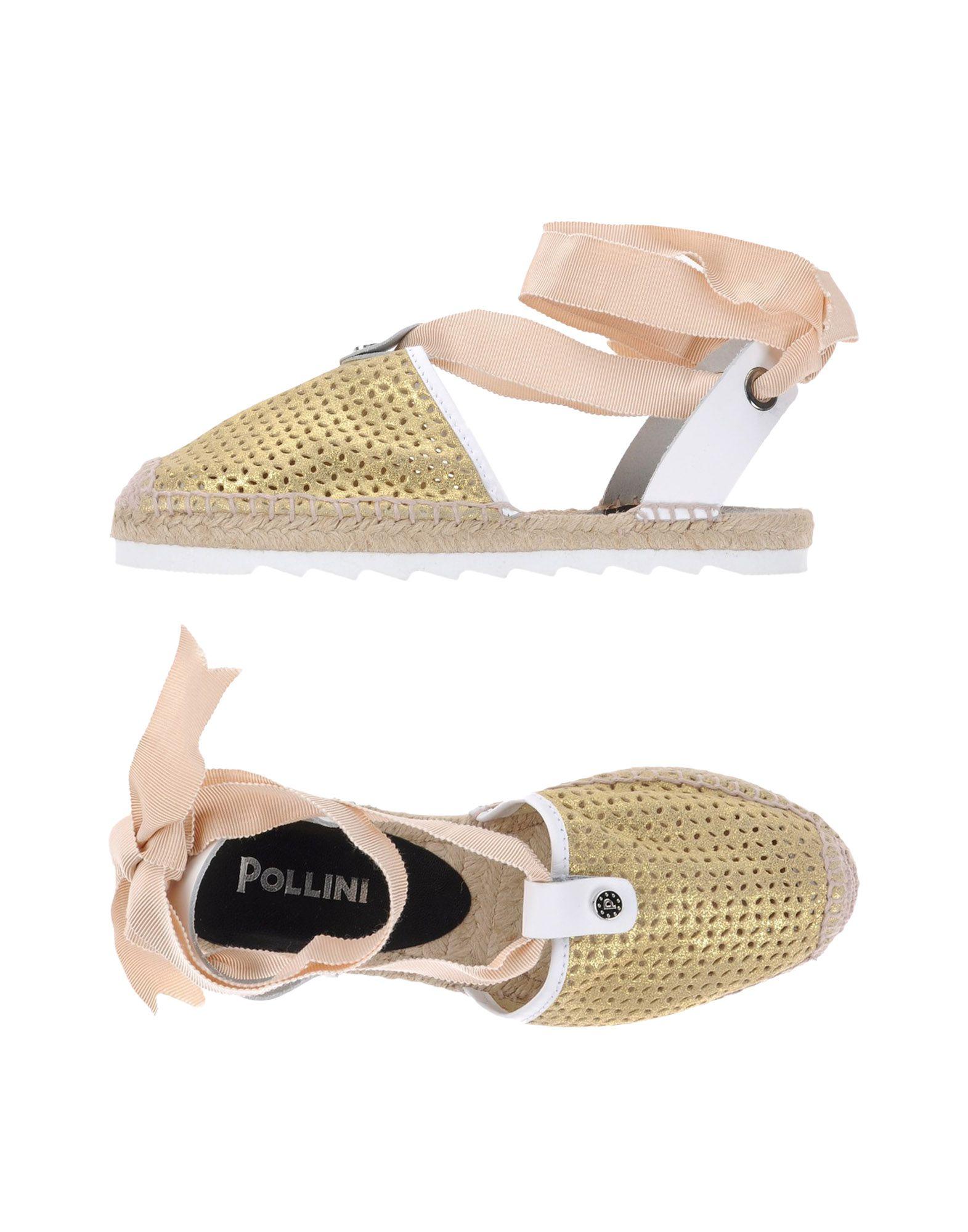 Gut um billige Schuhe zu tragenPollini Espadrilles Damen  11331225MG
