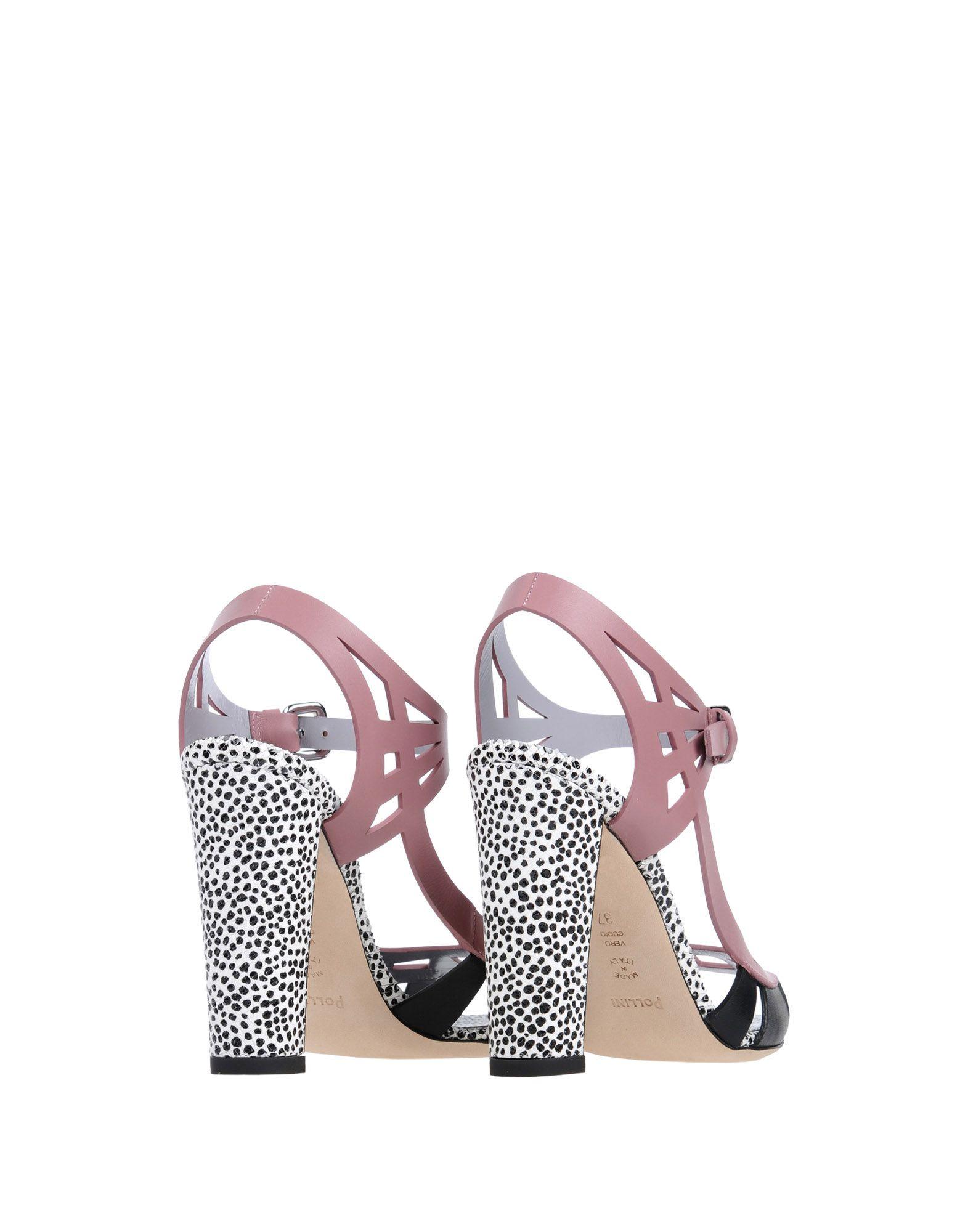 Pollini Sandalen Damen  11331228CFGut Schuhe aussehende strapazierfähige Schuhe 11331228CFGut aee9e3