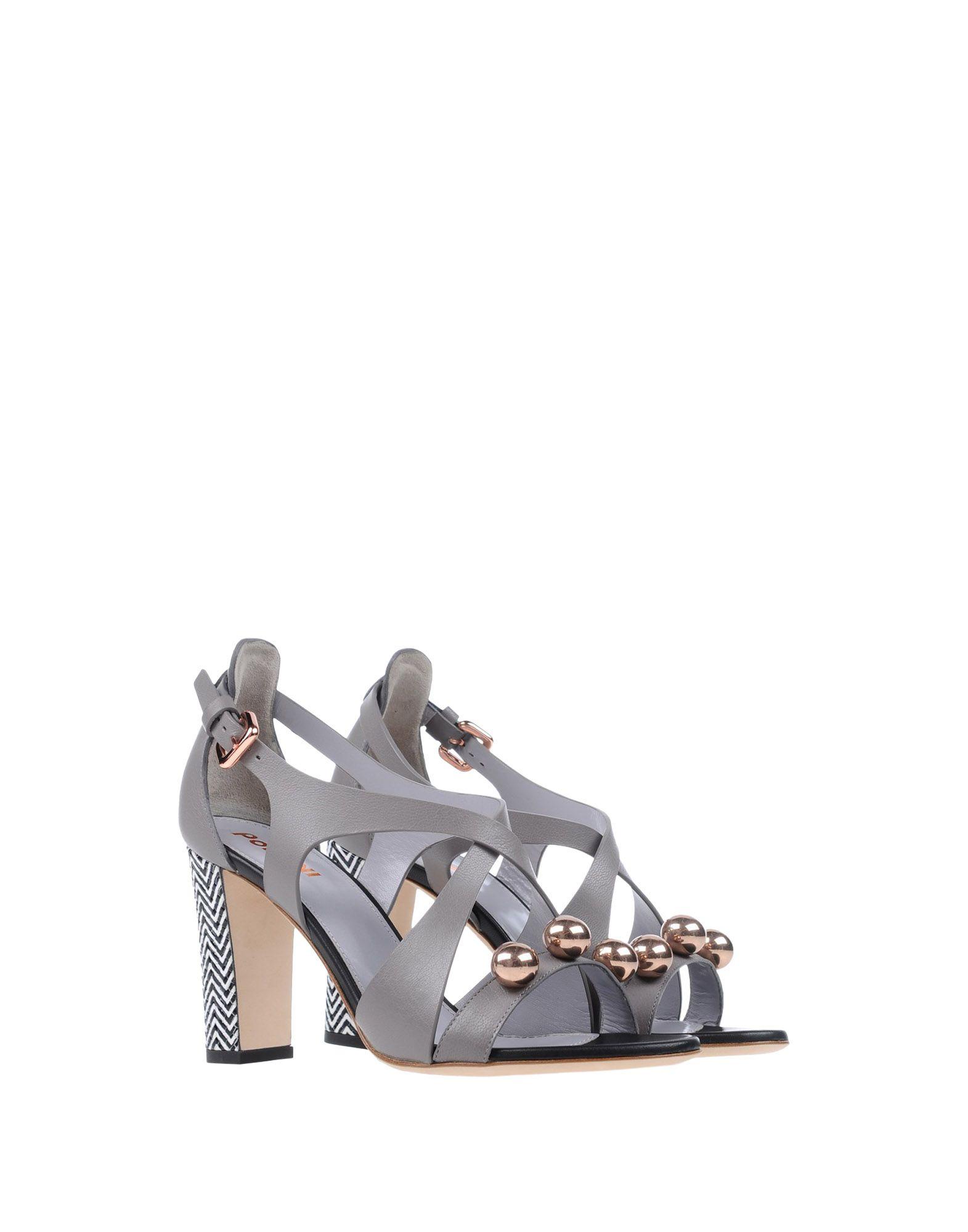 Stilvolle billige billige billige Schuhe Pollini Sandalen Damen  11331233BK 6e2bea