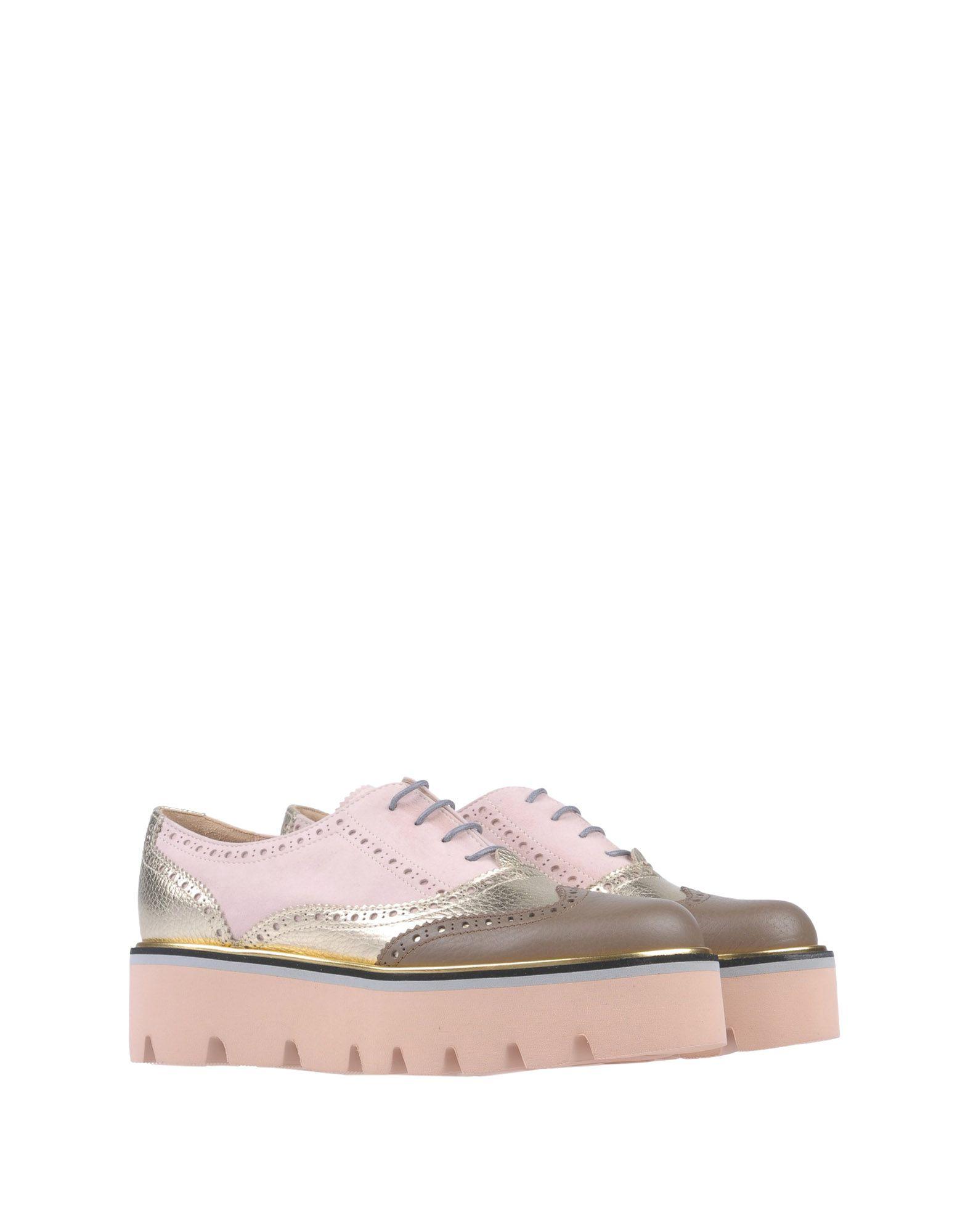 Pollini Schnürschuhe Damen  11331234UDGut aussehende strapazierfähige Schuhe
