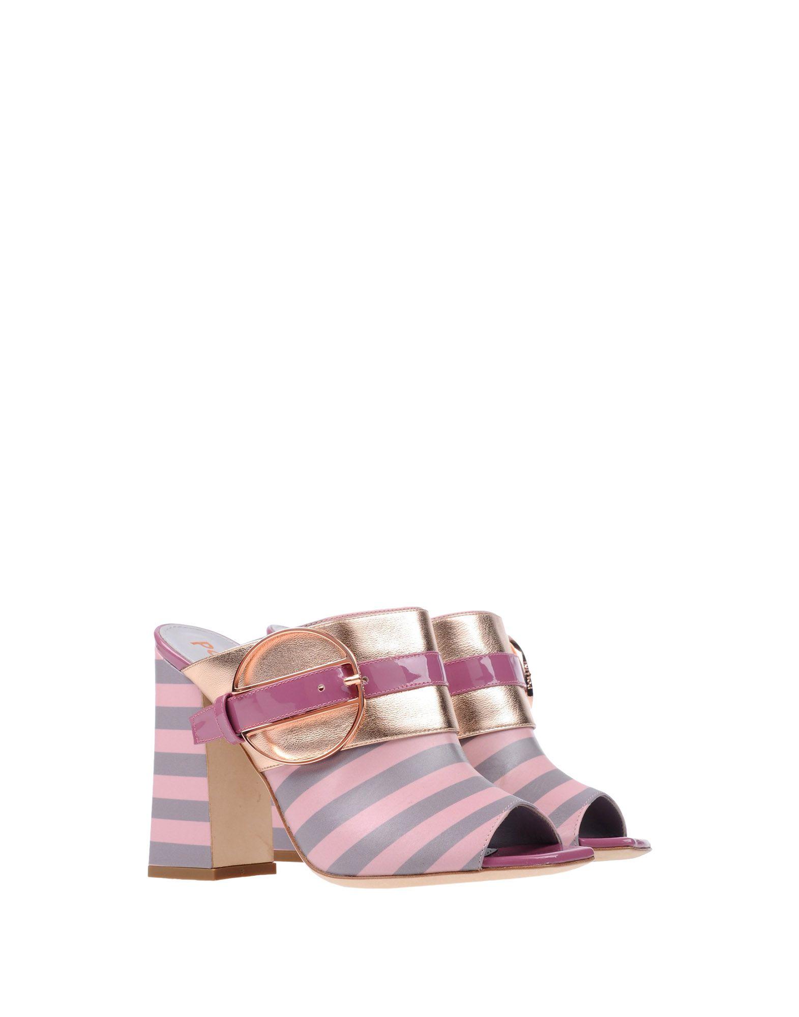 Stilvolle billige Schuhe Pollini Sandalen Damen  11331235LE