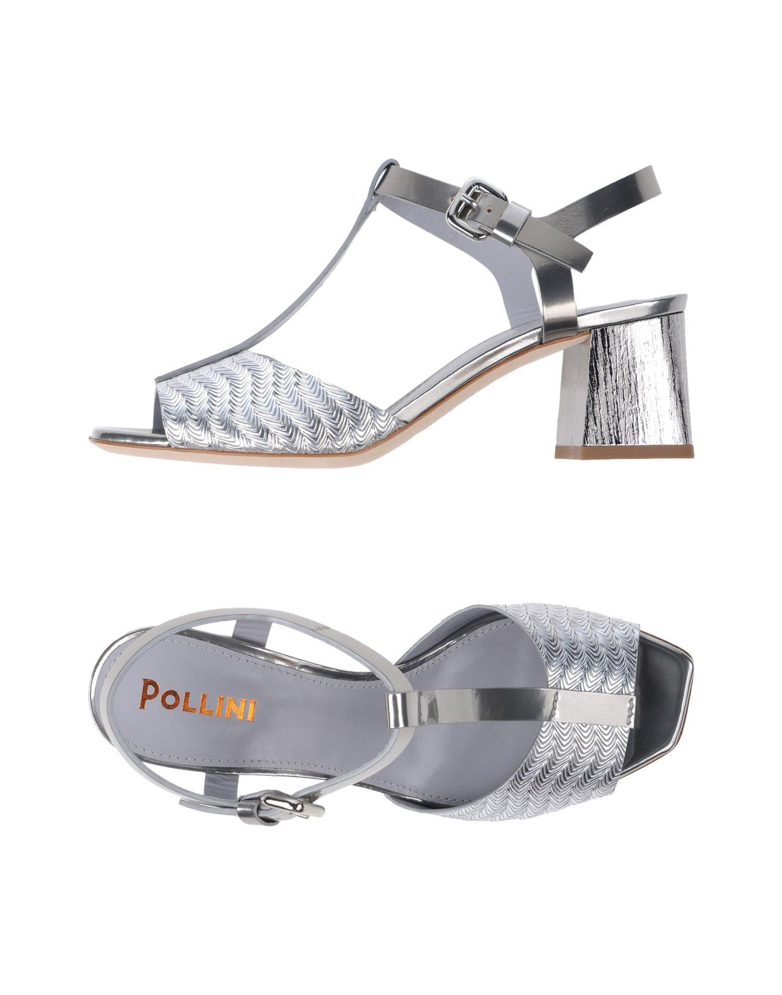 Stilvolle billige Schuhe Pollini Sandalen Damen  11331247KU