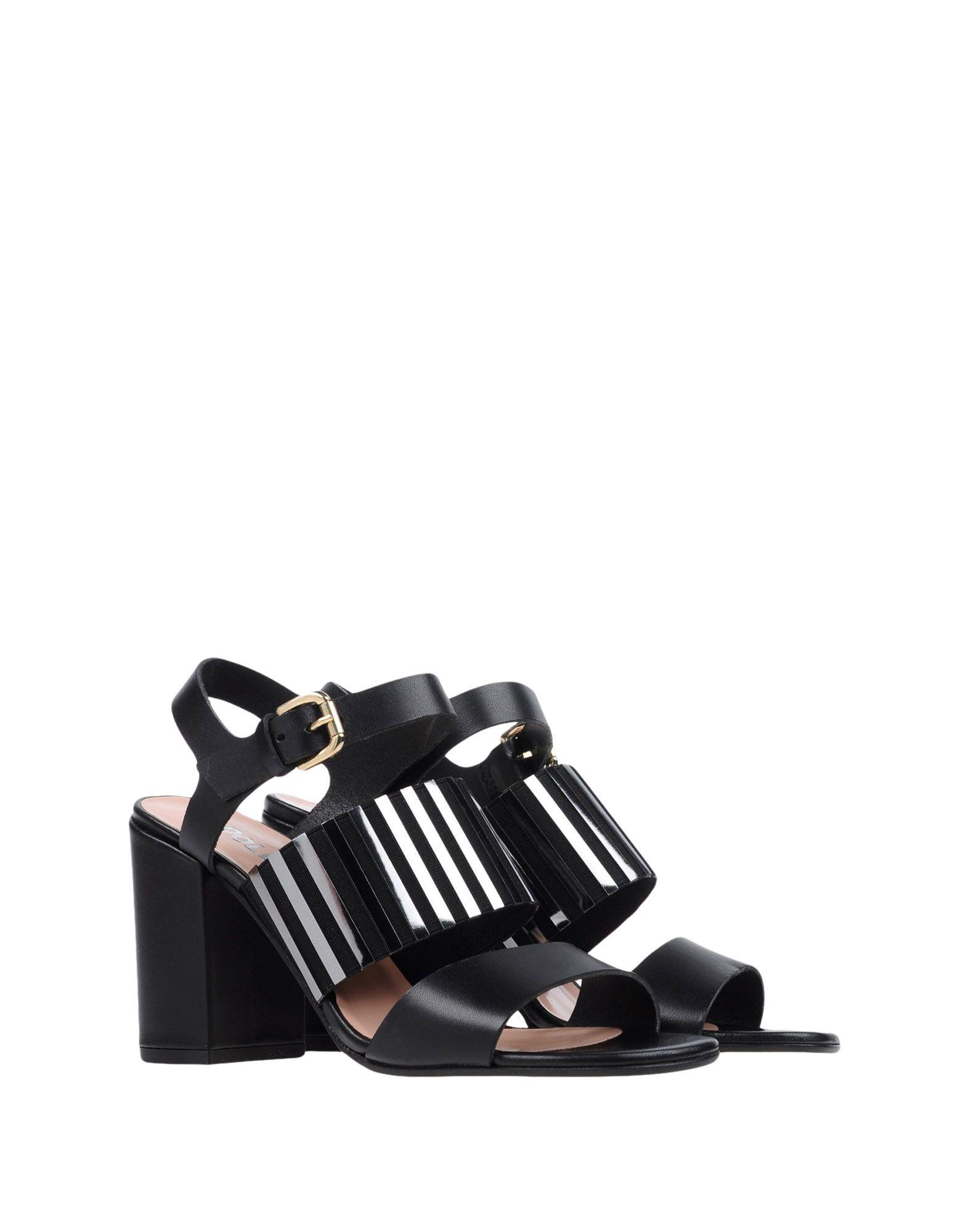 Pollini Sandals - - - Women Pollini Sandals online on  United Kingdom - 11331257CH 385d34