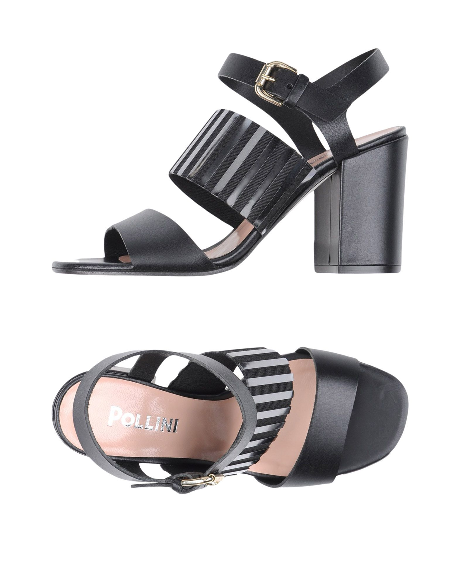 Stilvolle billige Schuhe Pollini Sandalen Damen  11331257CH