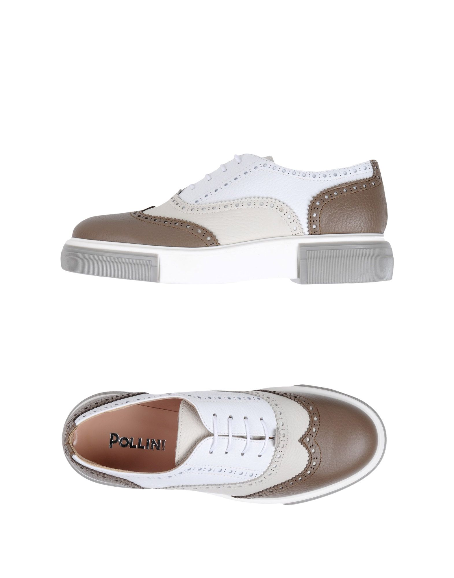 Haltbare Mode billige Schuhe Pollini Schnürschuhe Damen  11331264EQ Heiße Schuhe