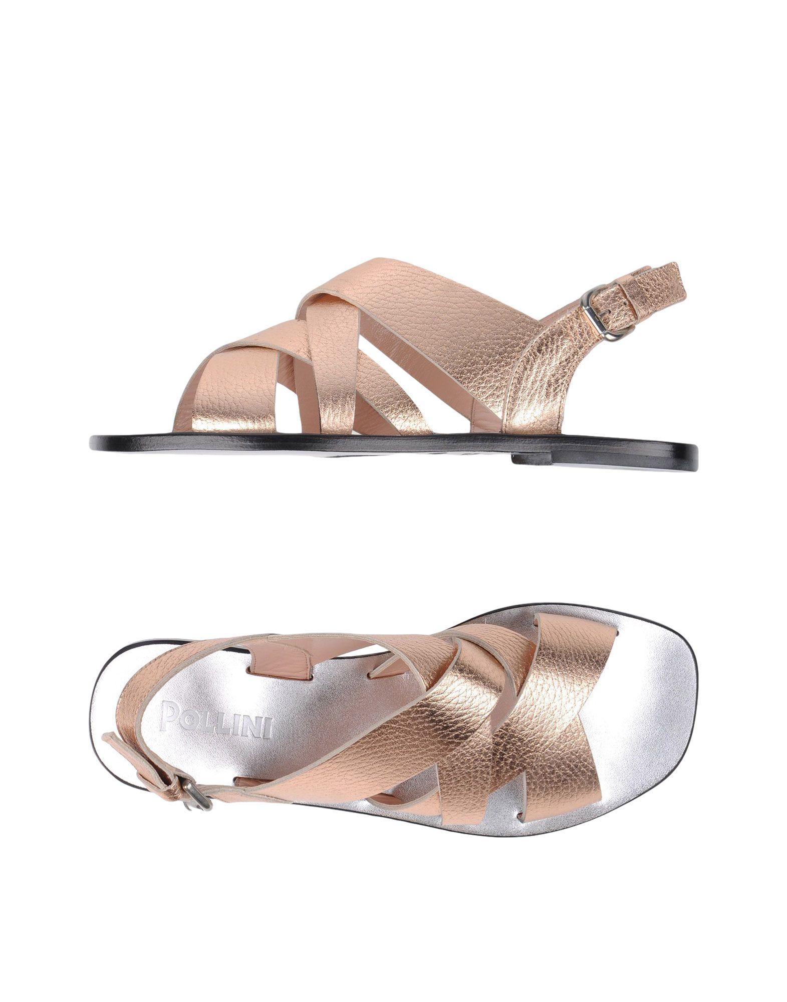 Stilvolle billige Schuhe Pollini Sandalen Damen  11331267OM