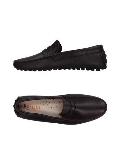 Zapatos con descuento Mocasín Pollini Hombre - Mocasines Pollini - 11331282NR Café