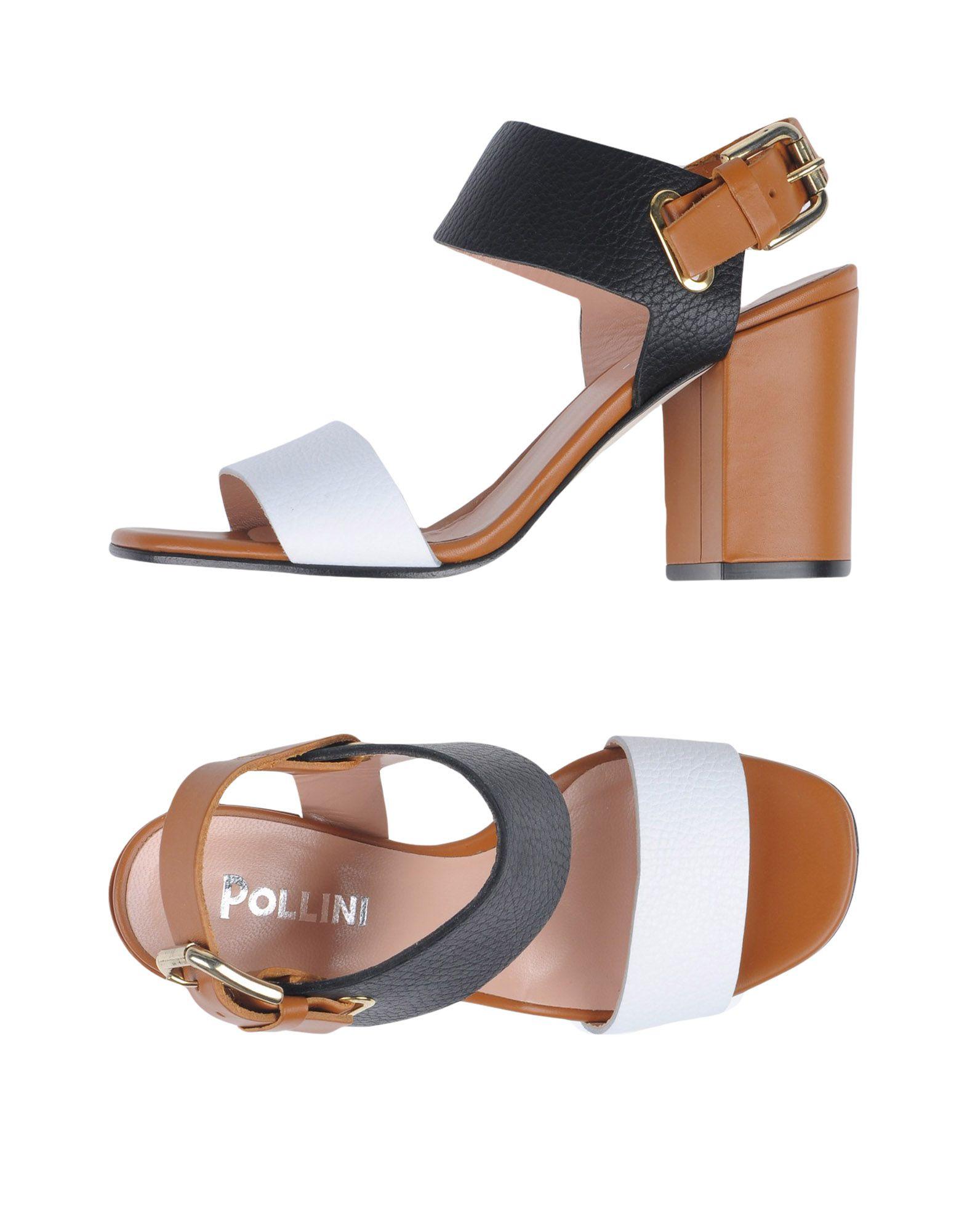 Pollini Sandalen Damen  11331292FXGut aussehende strapazierfähige Schuhe