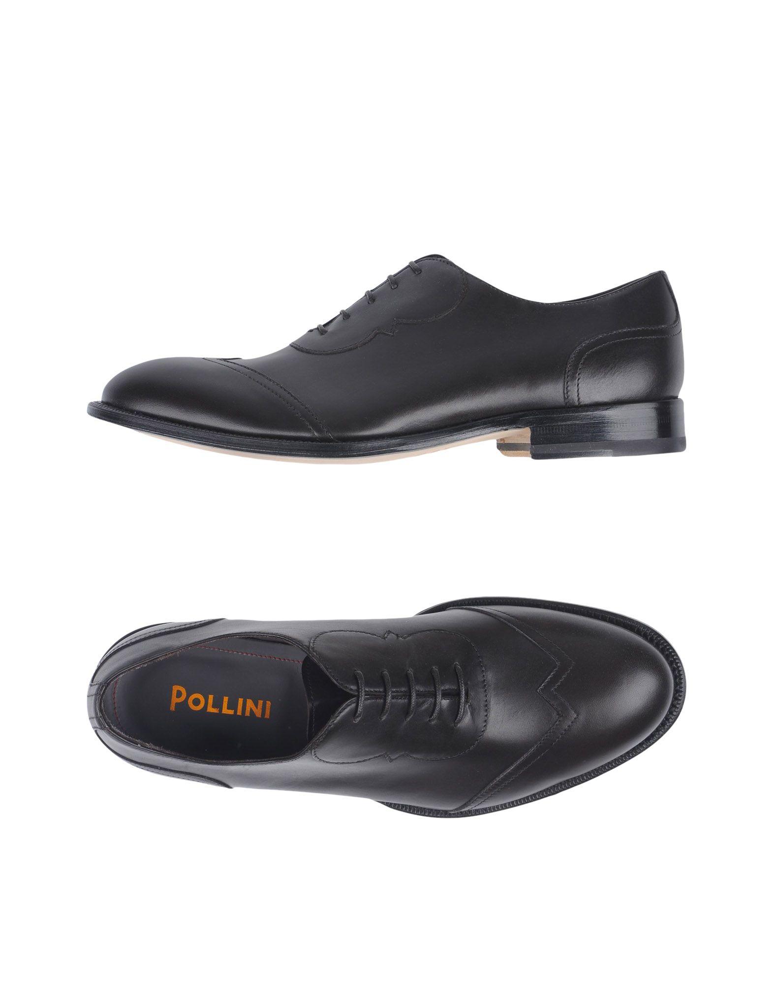 Los últimos zapatos de descuento para hombres y mujeres -  Zapato De Cordones Pollini Hombre - mujeres Zapatos De Cordones Pollini e32ffa