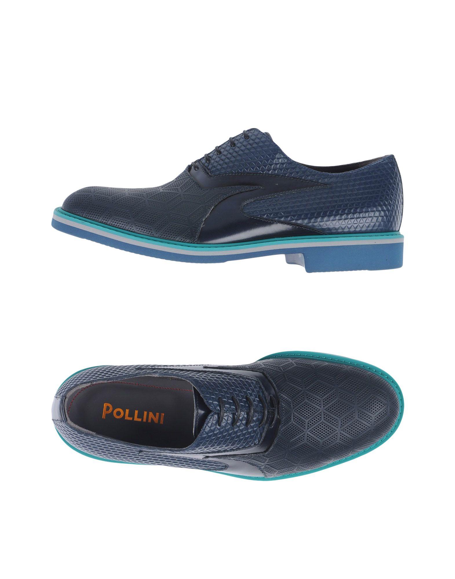 Haltbare Mode billige Schuhe Pollini Schnürschuhe Herren  11331346DM Heiße Schuhe