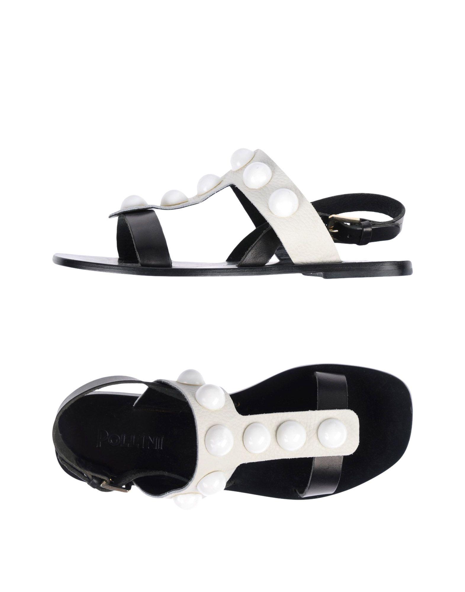 Haltbare Mode billige Schuhe Pollini Sandalen Damen  11331355TO Heiße Schuhe