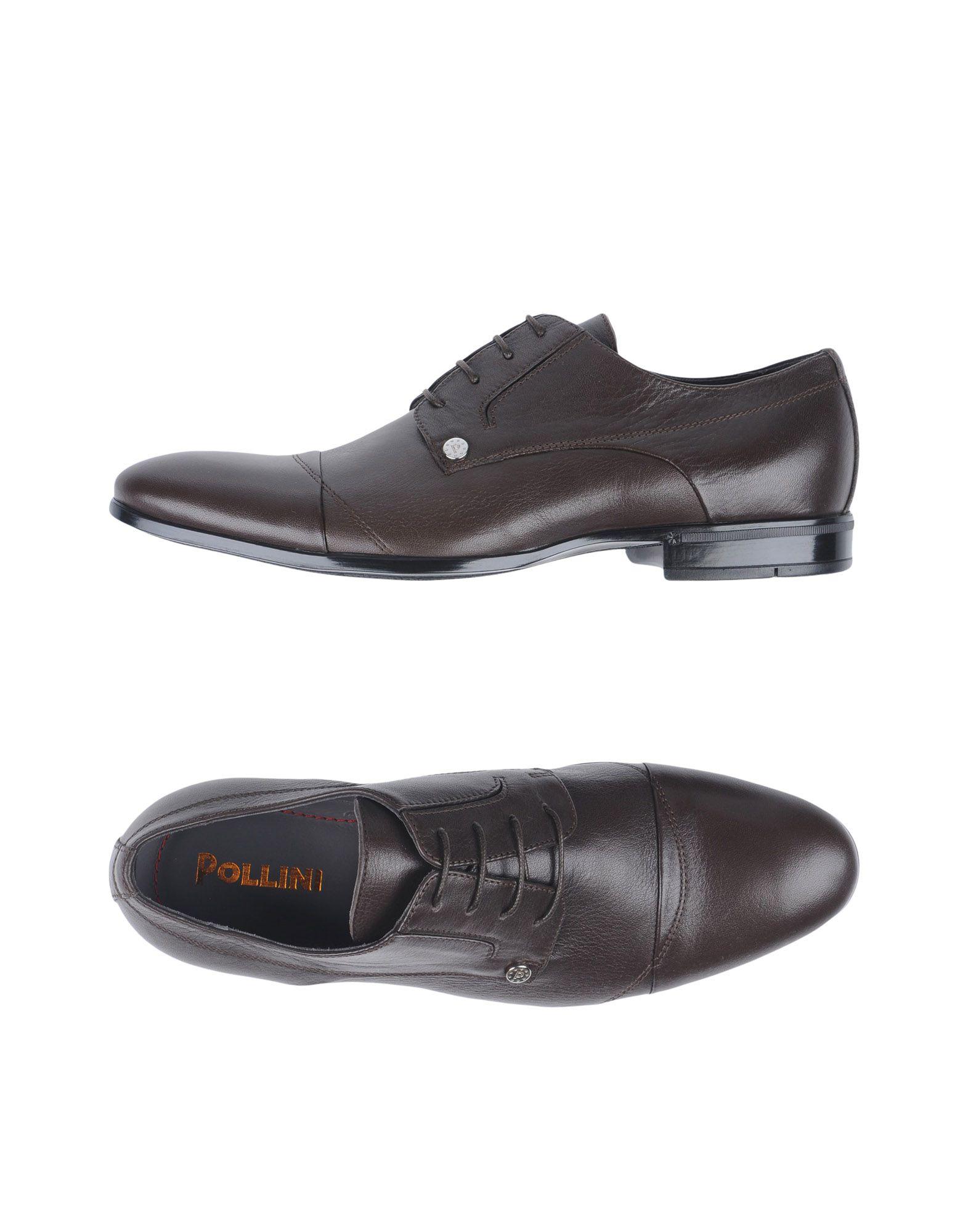 Günstige und modische Schuhe Pollini Schnürschuhe Herren  11331366MM