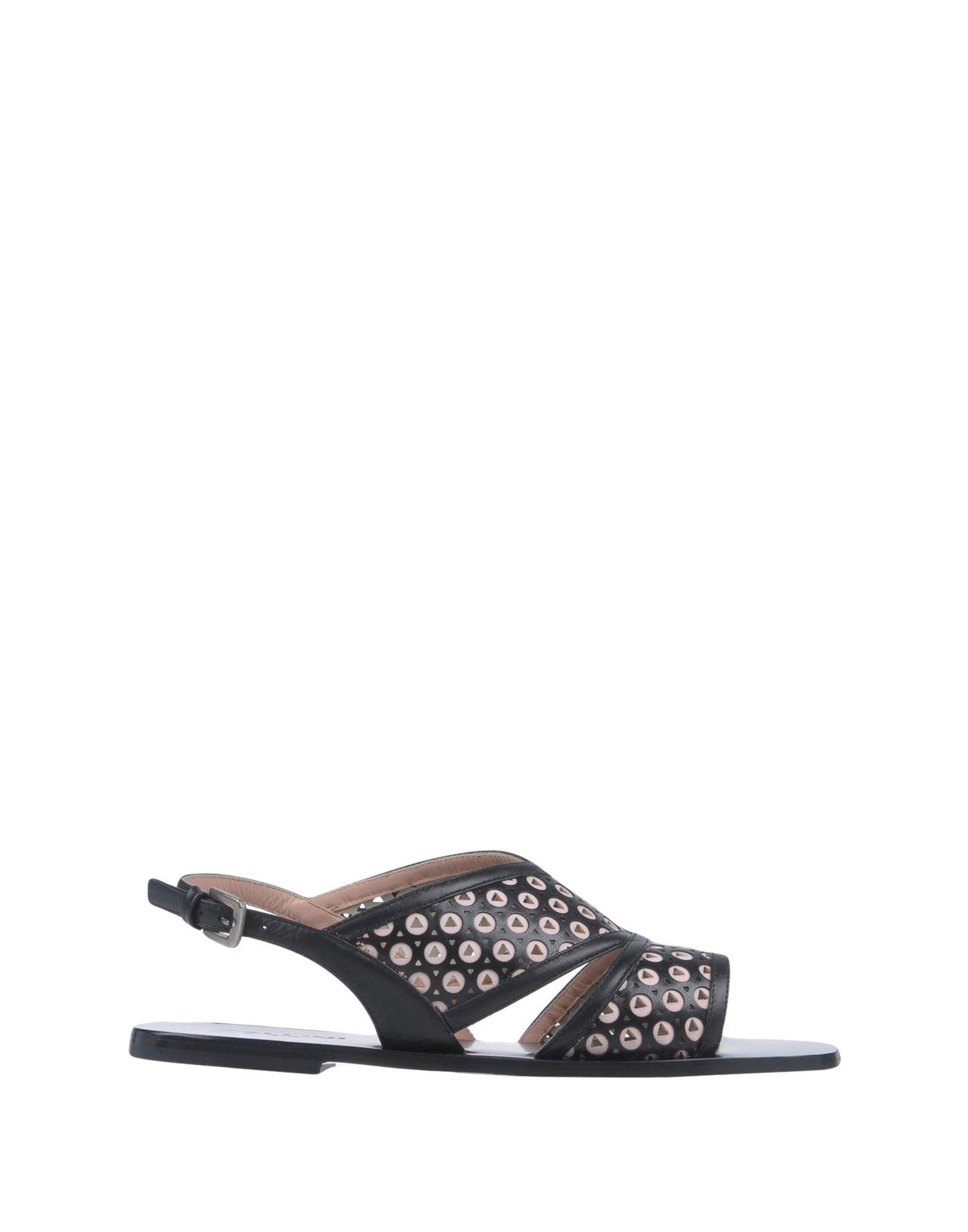 Stilvolle billige Schuhe Pollini Sandalen Damen  11331377VH