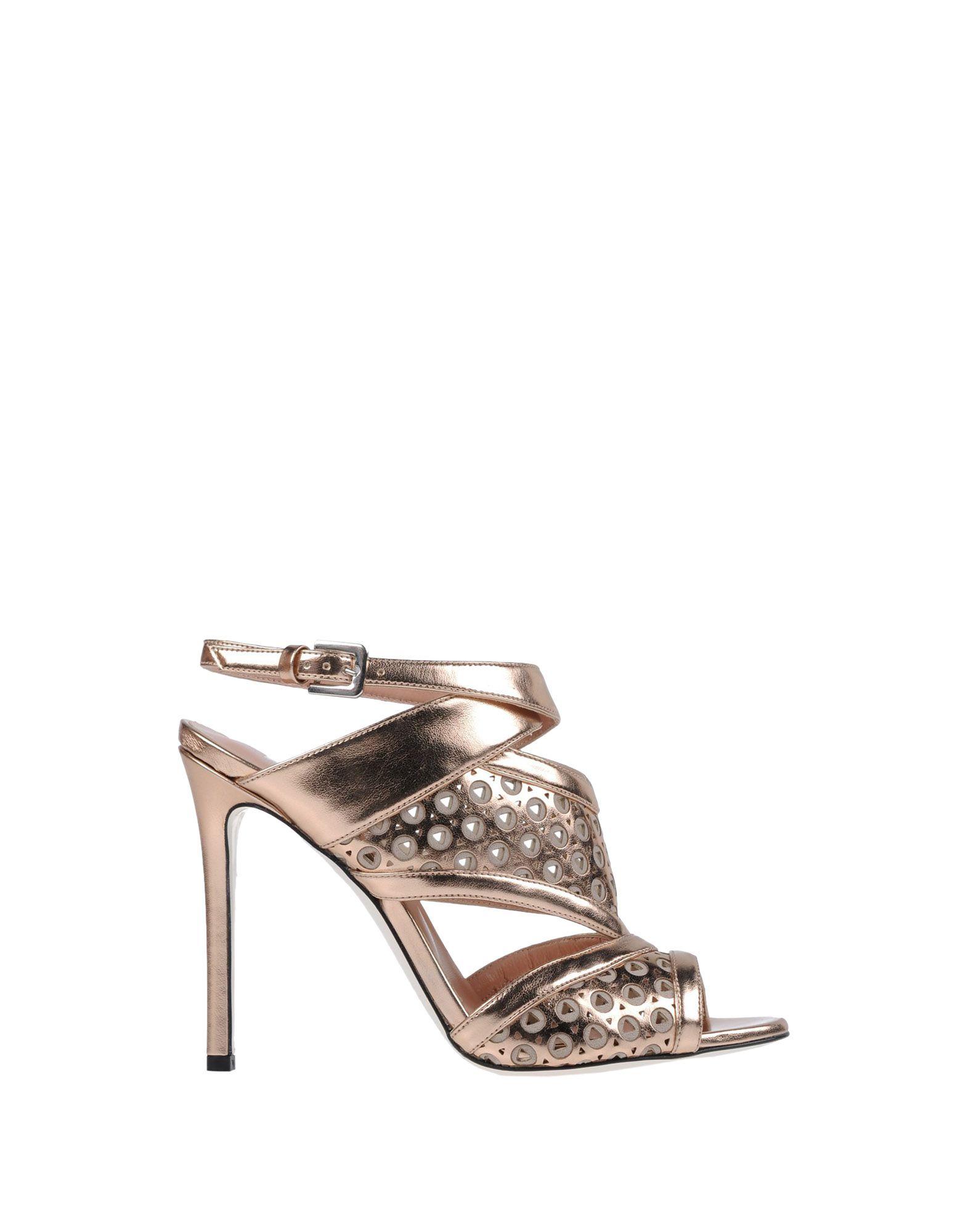Pollini Sandalen 11331380QF Damen  11331380QF Sandalen Heiße Schuhe a29273