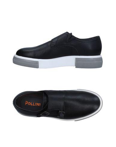 Zapatos con descuento Mocasín Pollini Hombre - Mocasines Pollini - 11331392PQ Negro